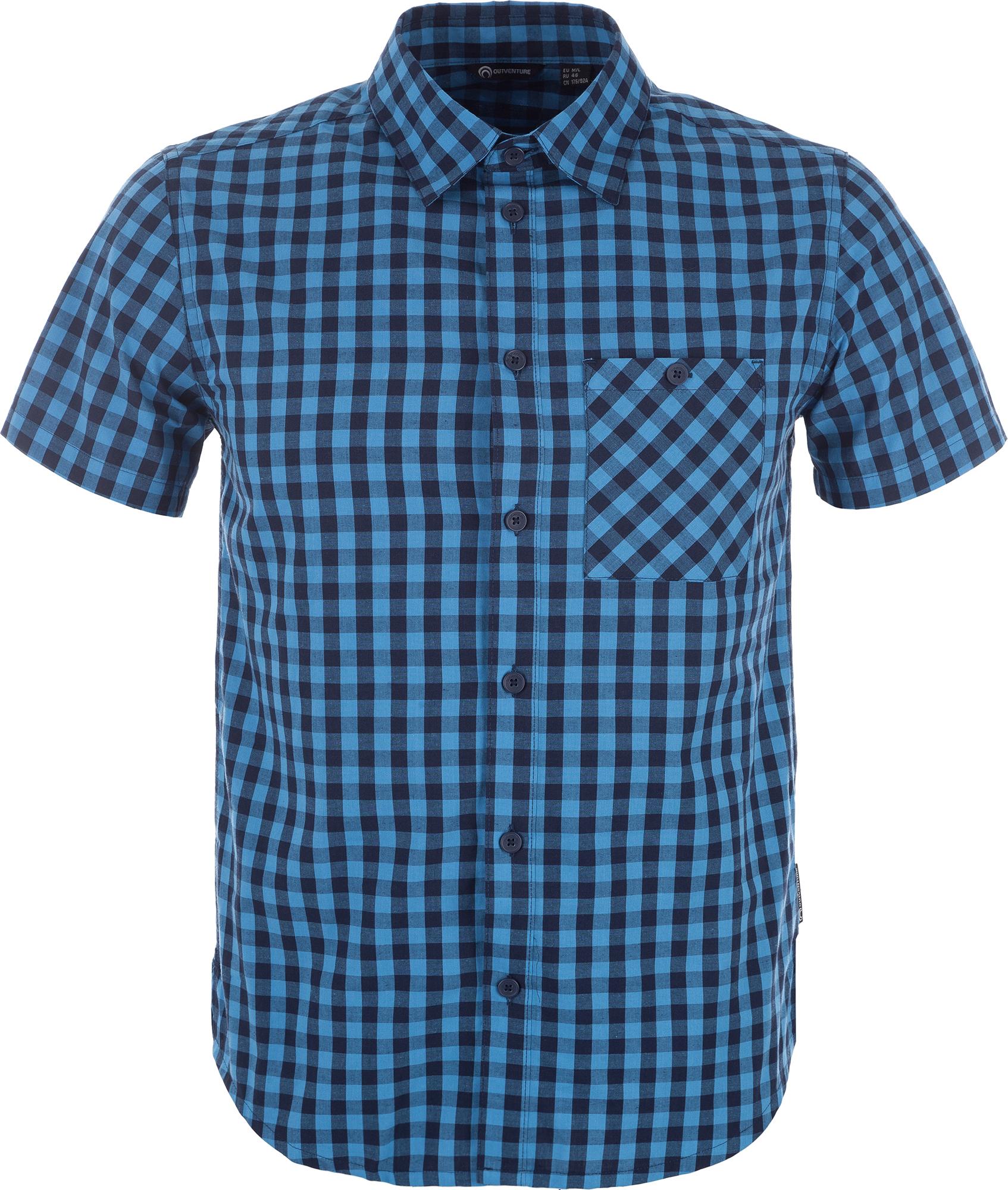цена на Outventure Рубашка мужская Outventure, размер 56
