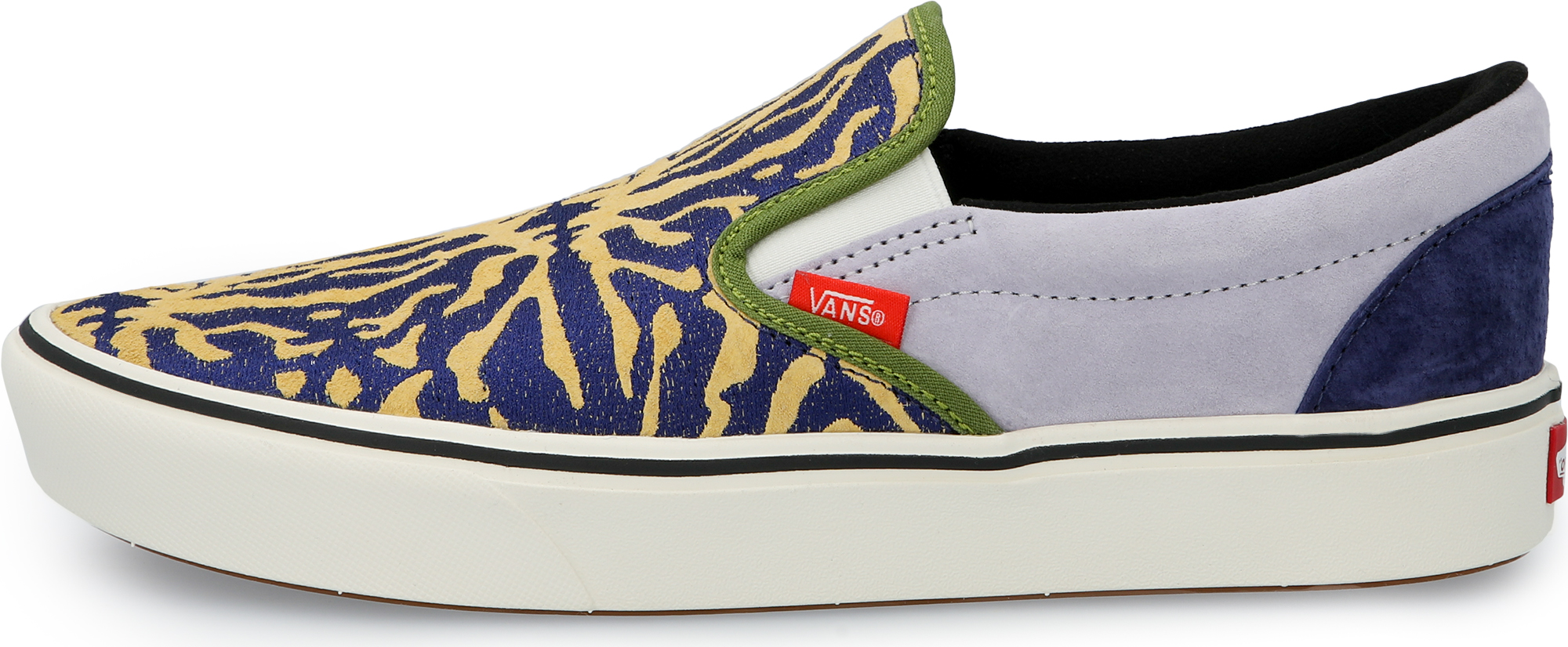 Vans Кеды женские Vans ComfyCush Slip-On, размер 40 кеды vans vans va984auajyf8