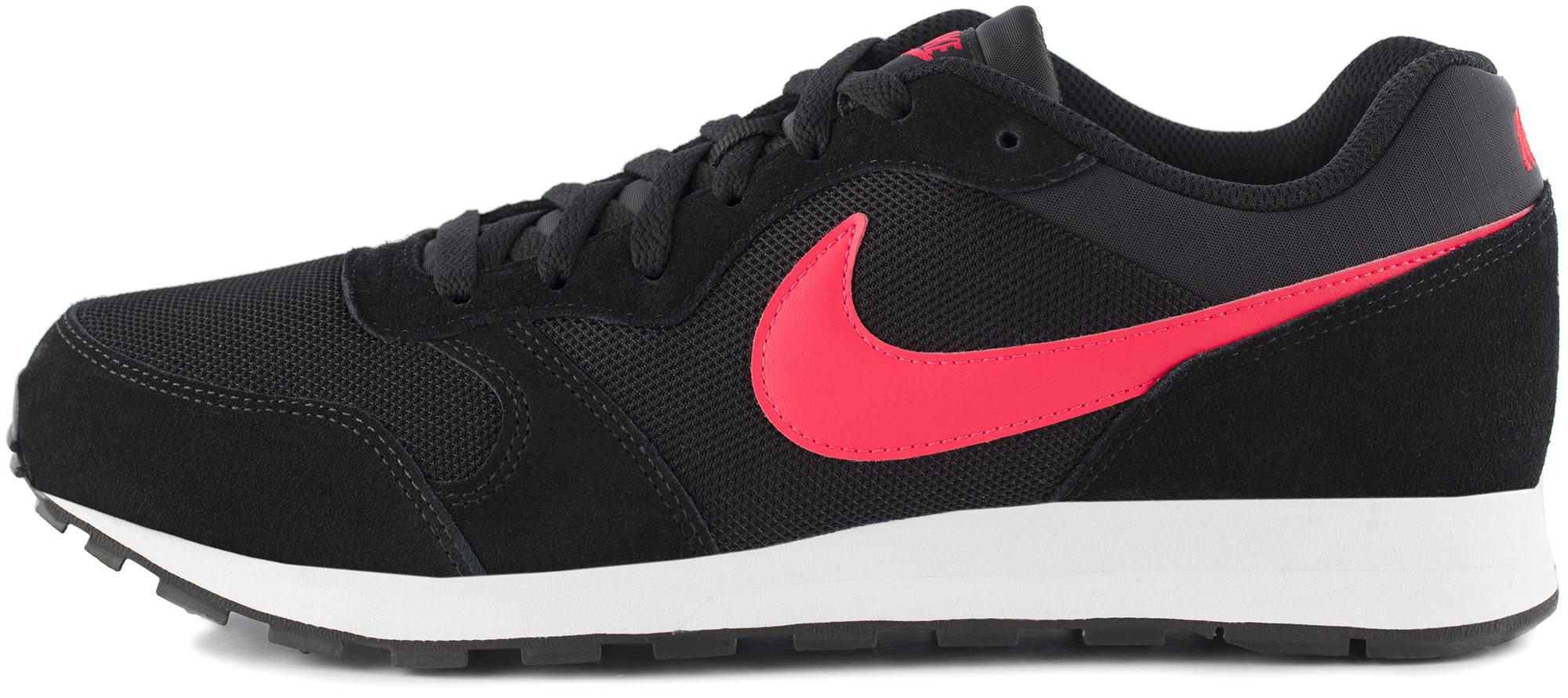 цена Nike Кроссовки мужские Nike MD Runner 2, размер 45 онлайн в 2017 году