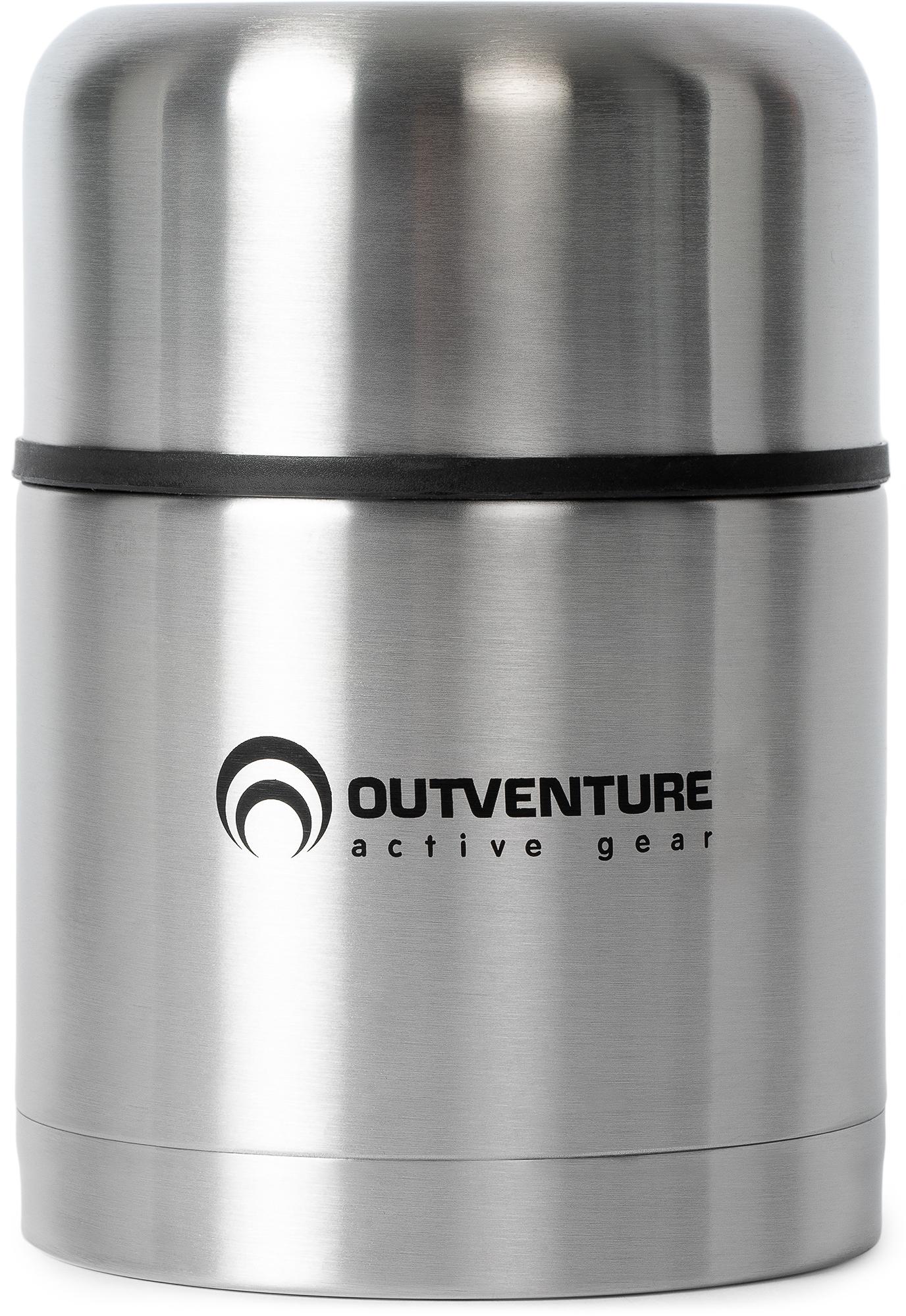 Outventure Термос для еды Outventure 500 мл термос outventure цвет серебристый 1 8 л