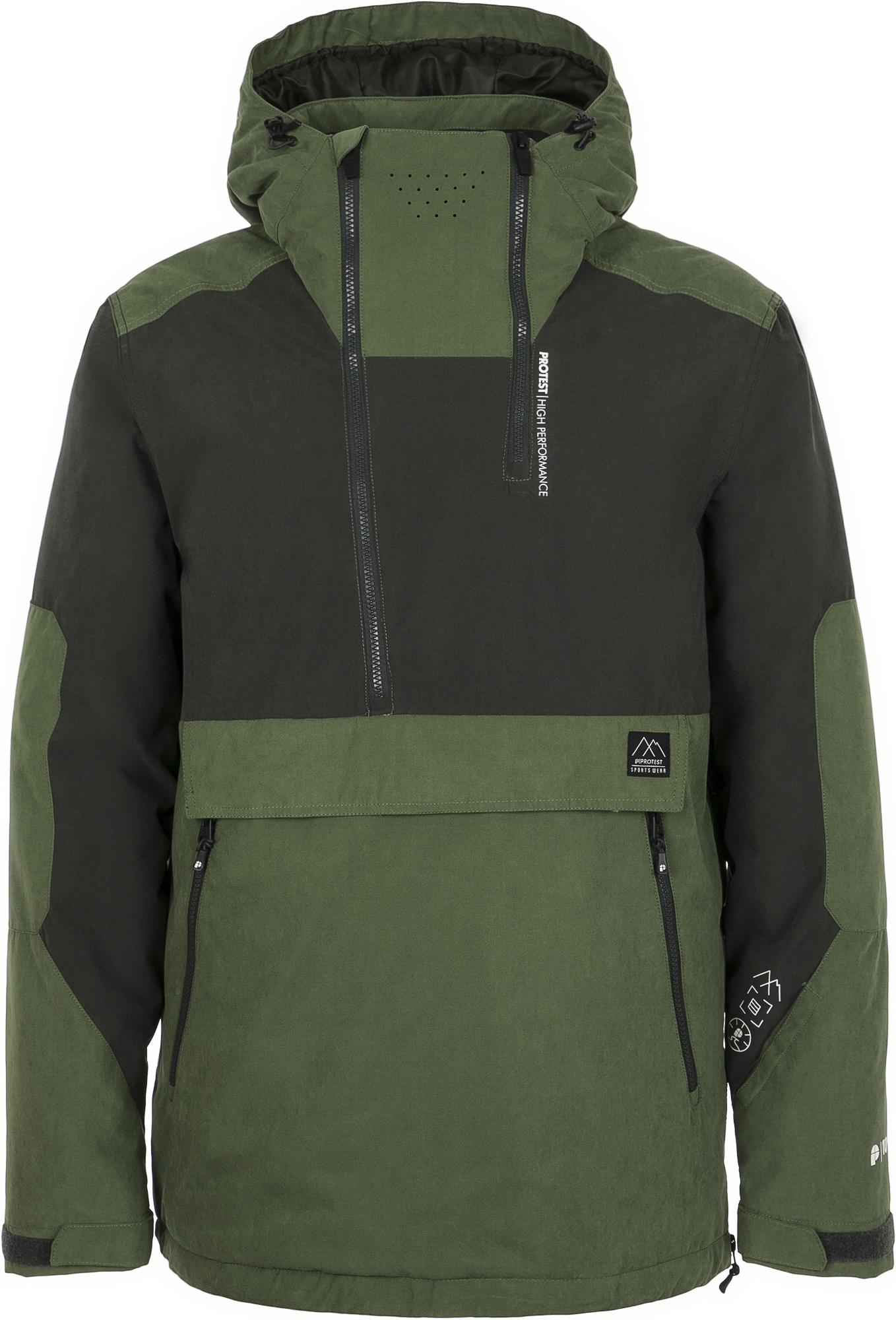 Protest Куртка утепленная мужская Protest Hopton, размер 52-54