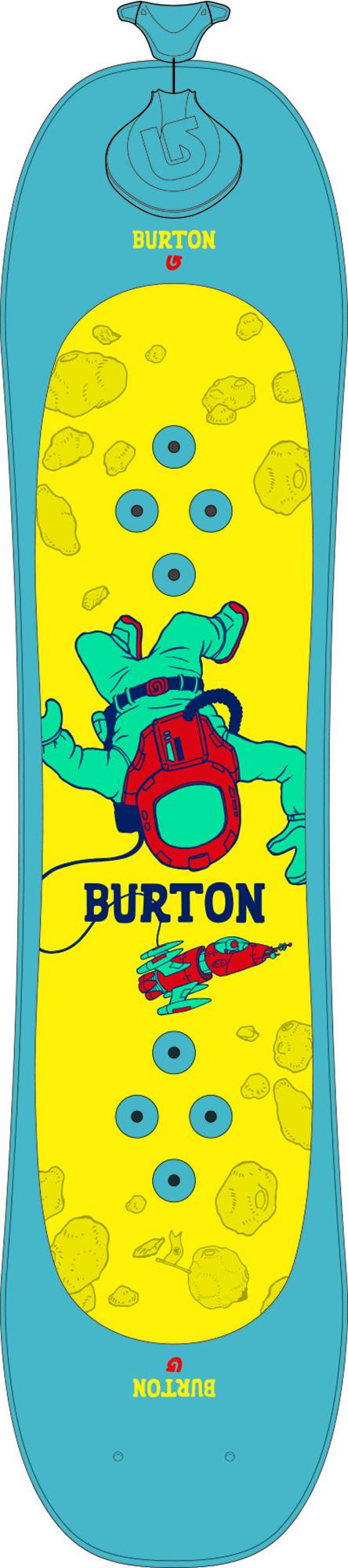 Burton Burton Riglet Board (18/19) цена