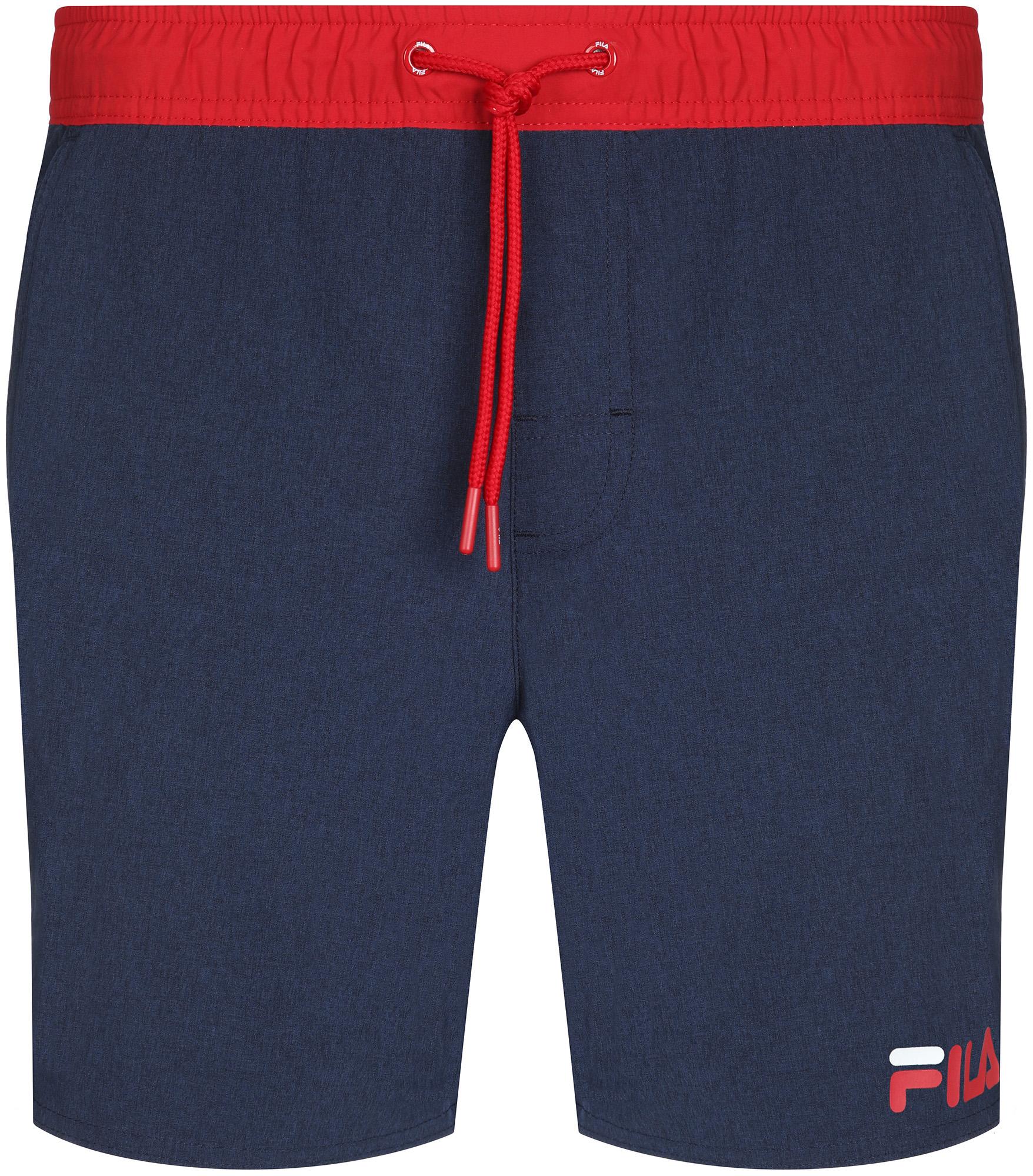 Фото - FILA Шорты плавательные мужские FILA, размер 50 fila шорты плавательные для мальчиков fila размер 164