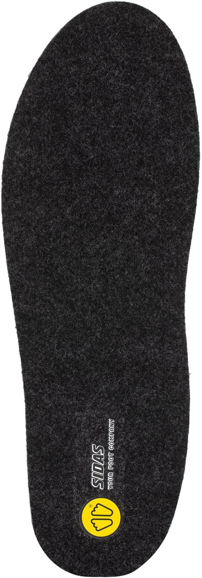 Sidas Стельки Custom Comfort Merino, размер 46-48