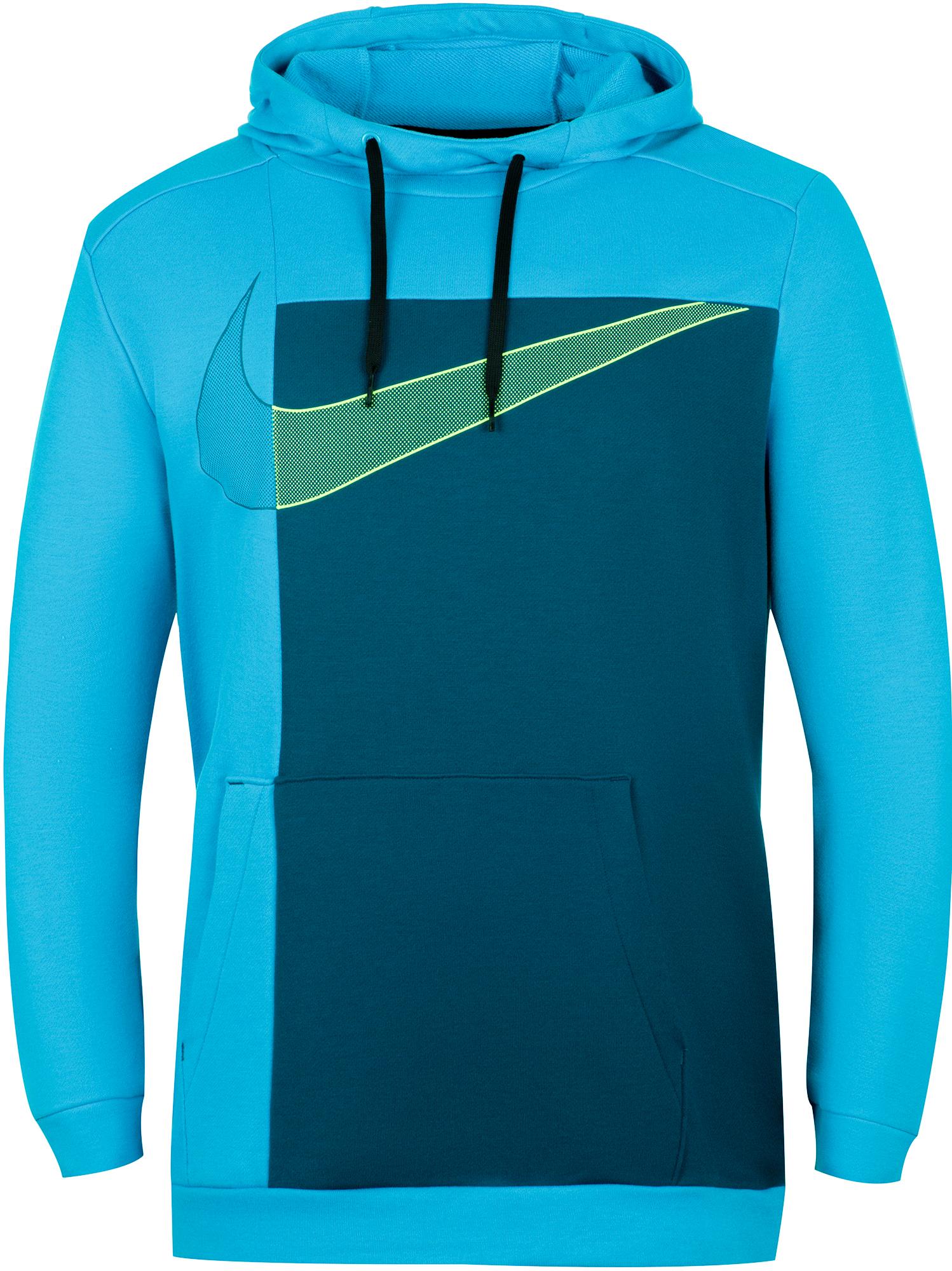 цена Nike Худи мужская Nike Dri-FIT, размер 52-54 онлайн в 2017 году