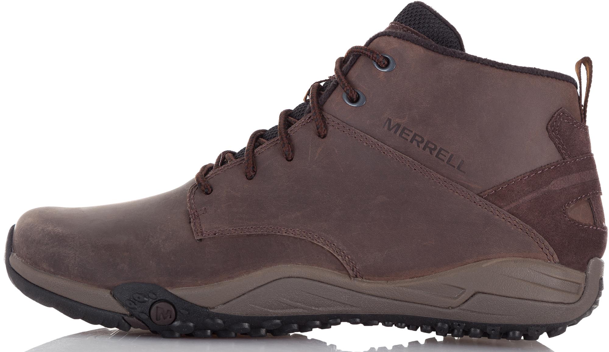 Merrell Ботинки утепленные мужские Helixer Morph Frost, размер 46