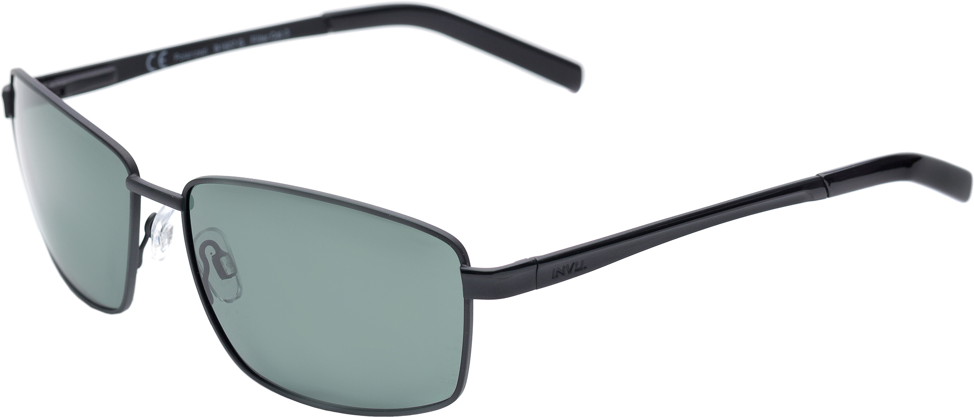 Invu Солнцезащитные очки Invu очки nike optics rabid p matte crystal mercury grey volt green polarized lens