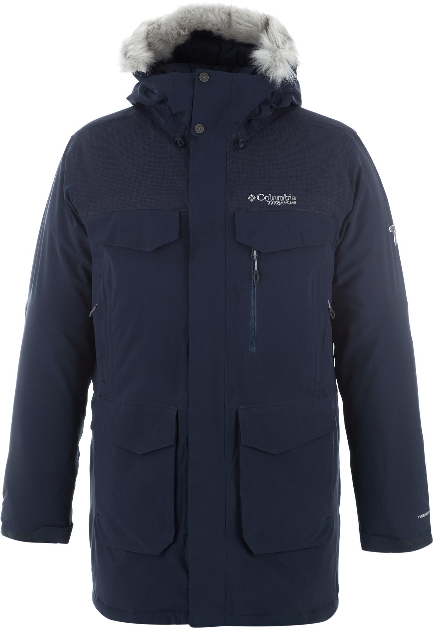 Columbia Куртка пуховая мужская Columbia Titan Pass 780 TurboDown куртка пуховая arctic goose куртка пуховая