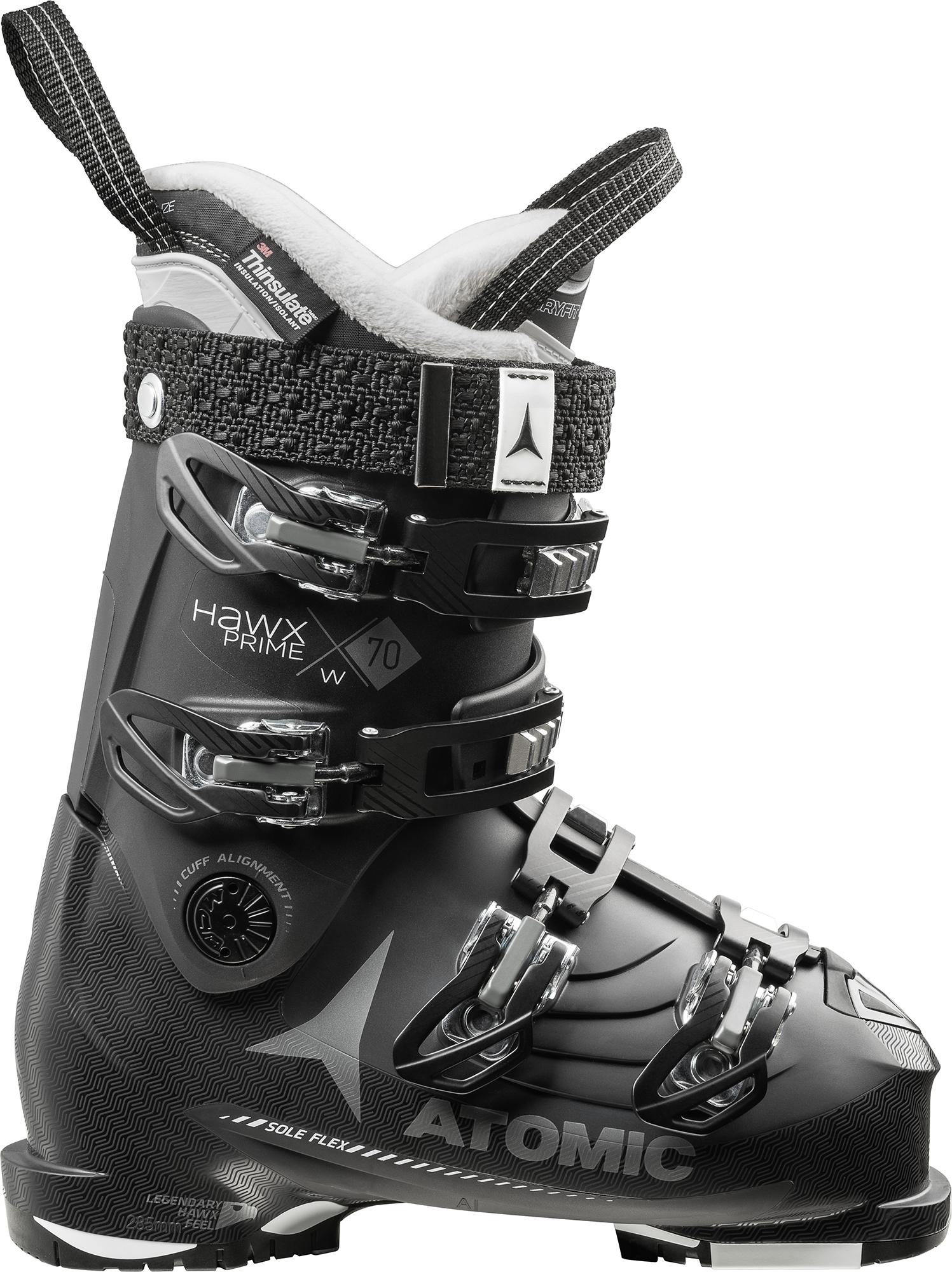 Atomic Ботинки горнолыжные женские Atomic Hawx Prime 70, размер 41.5 цена