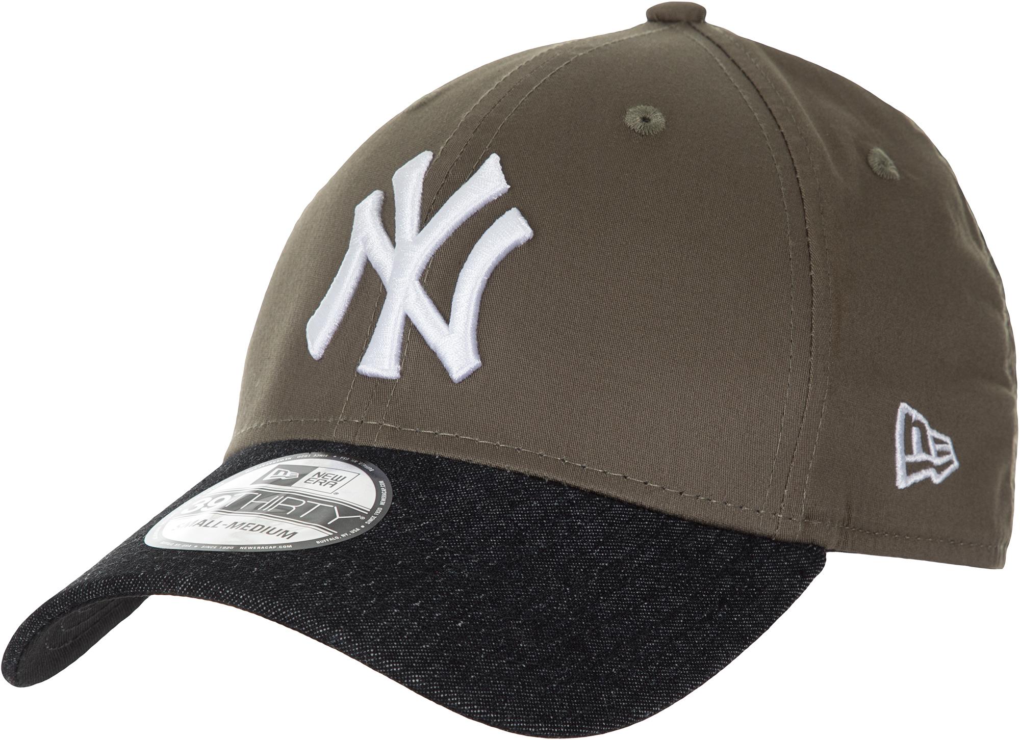 New Era Бейсболка New Era 316 Denim Visor 3030, размер 54-57