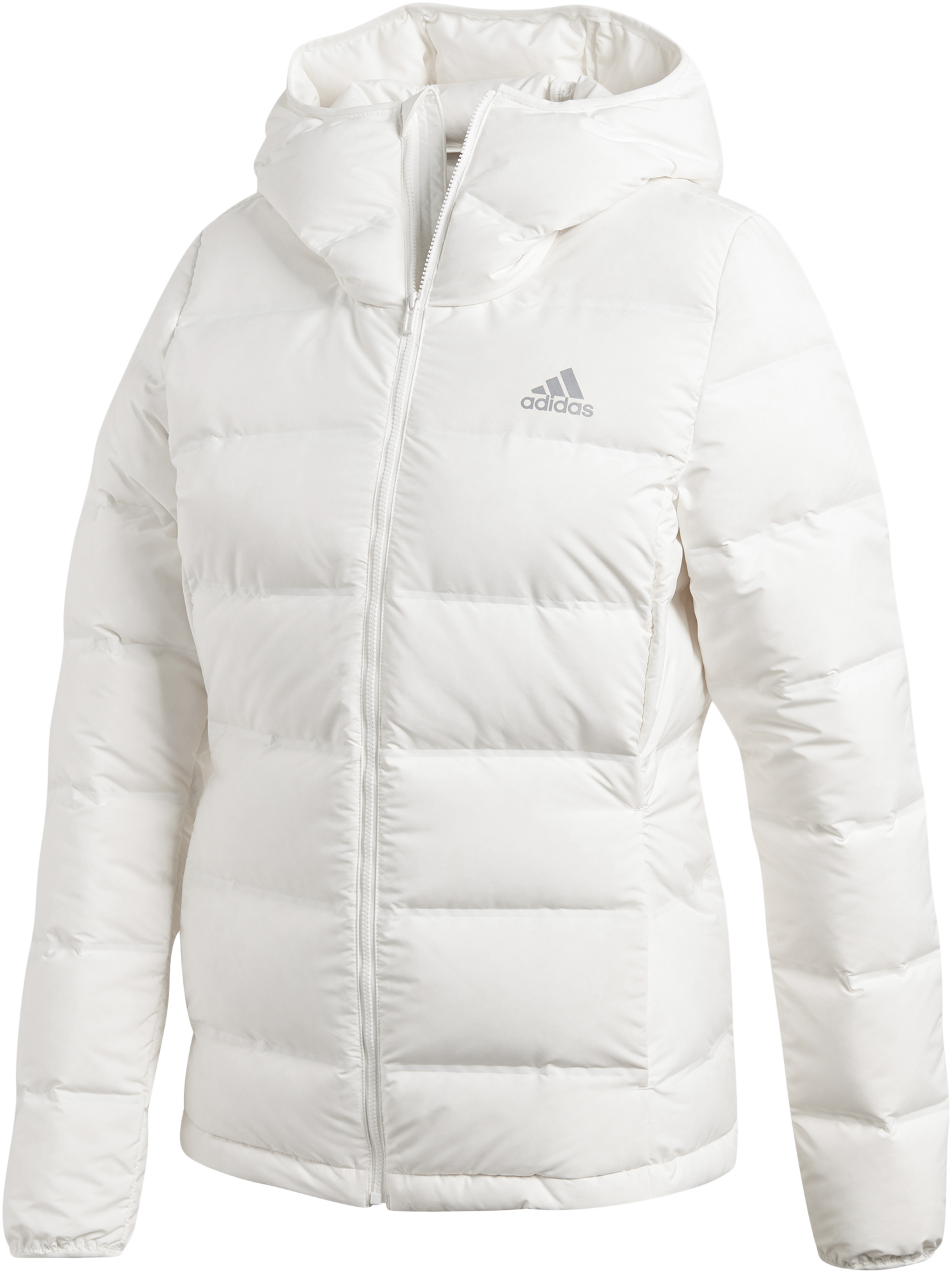 Adidas Куртка пуховая женская Helionic Hooded, размер 48-50