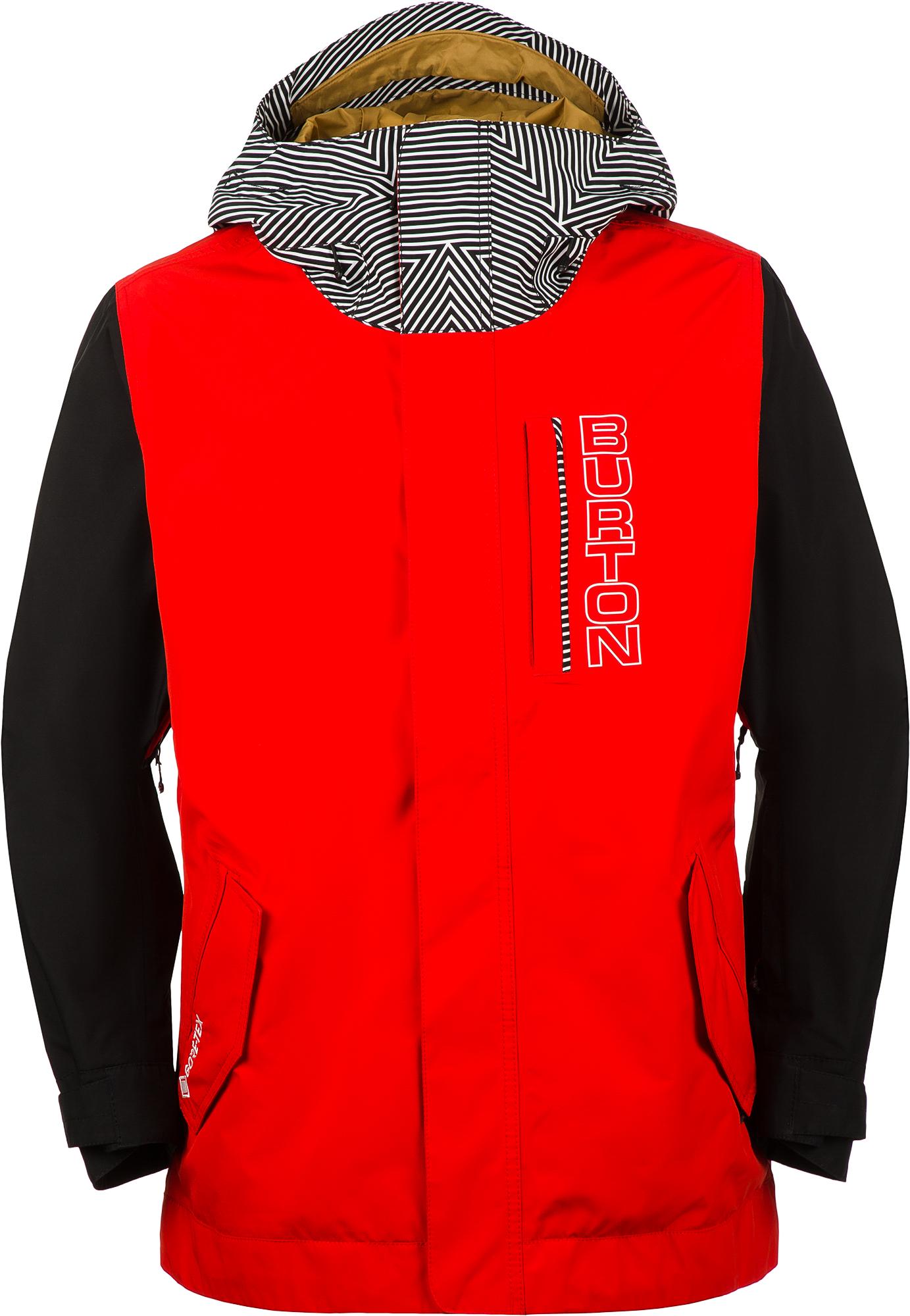 Burton Куртка мужская Burton Gore Doppler, размер 50-52 цена 2017