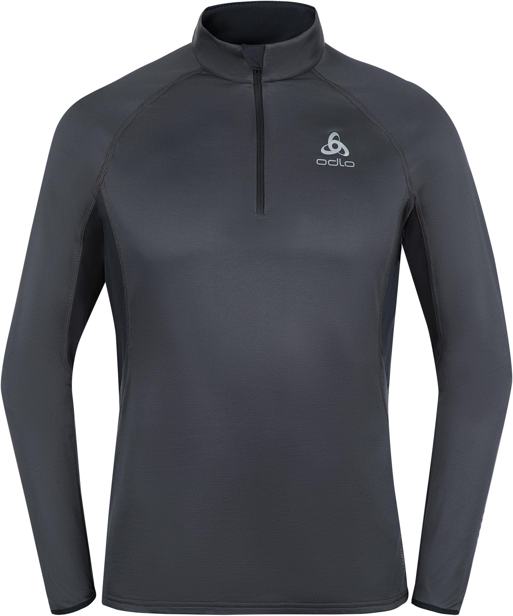 цена Odlo Олимпийка мужская Odlo Zeroweight Ceramiwarm, размер 48-50 онлайн в 2017 году