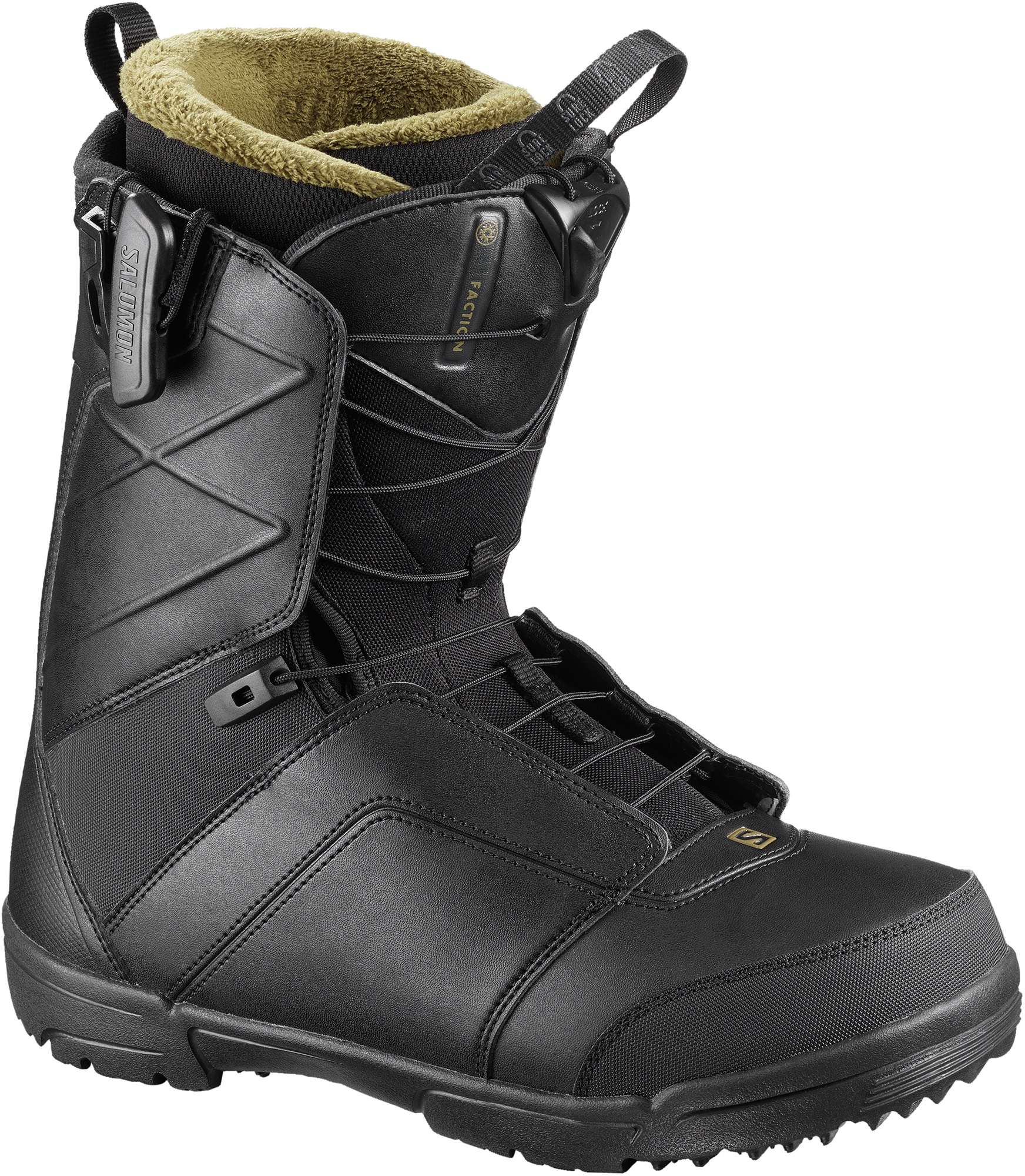 цена Salomon Сноубордические ботинки Salomon Faction, размер 40,5