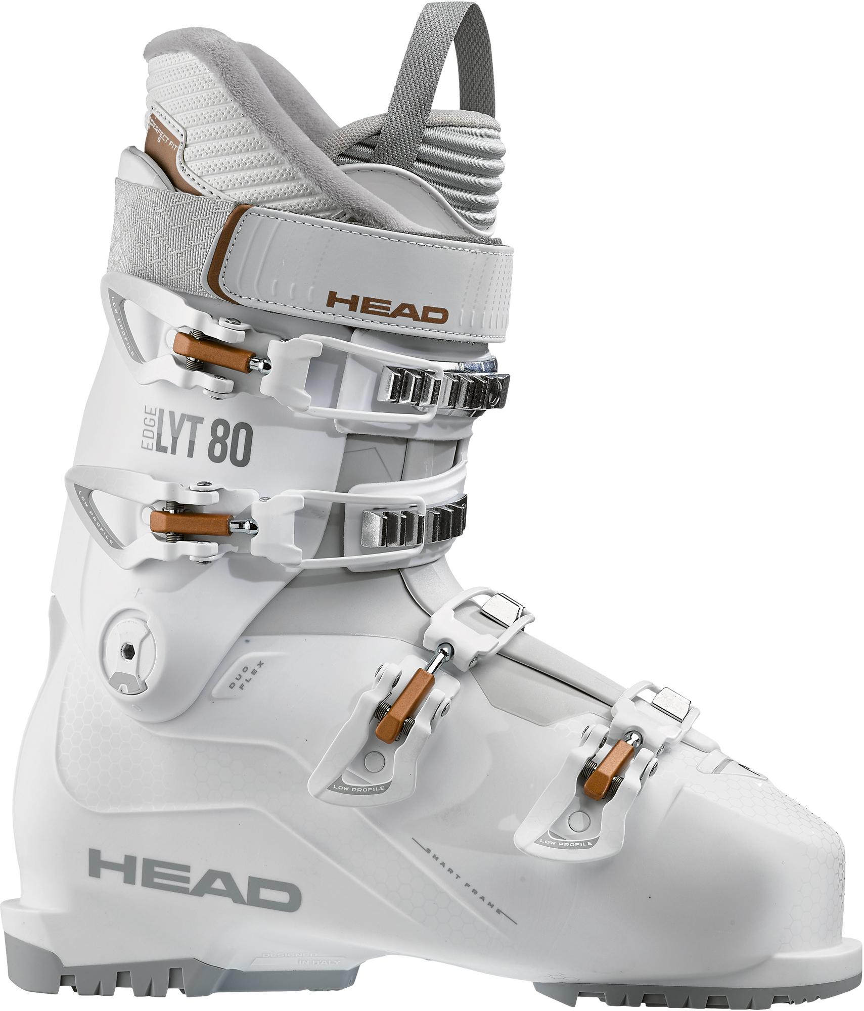 Head Ботинки горнолыжные женские EDGE LYT 80 W, размер 26,5 см