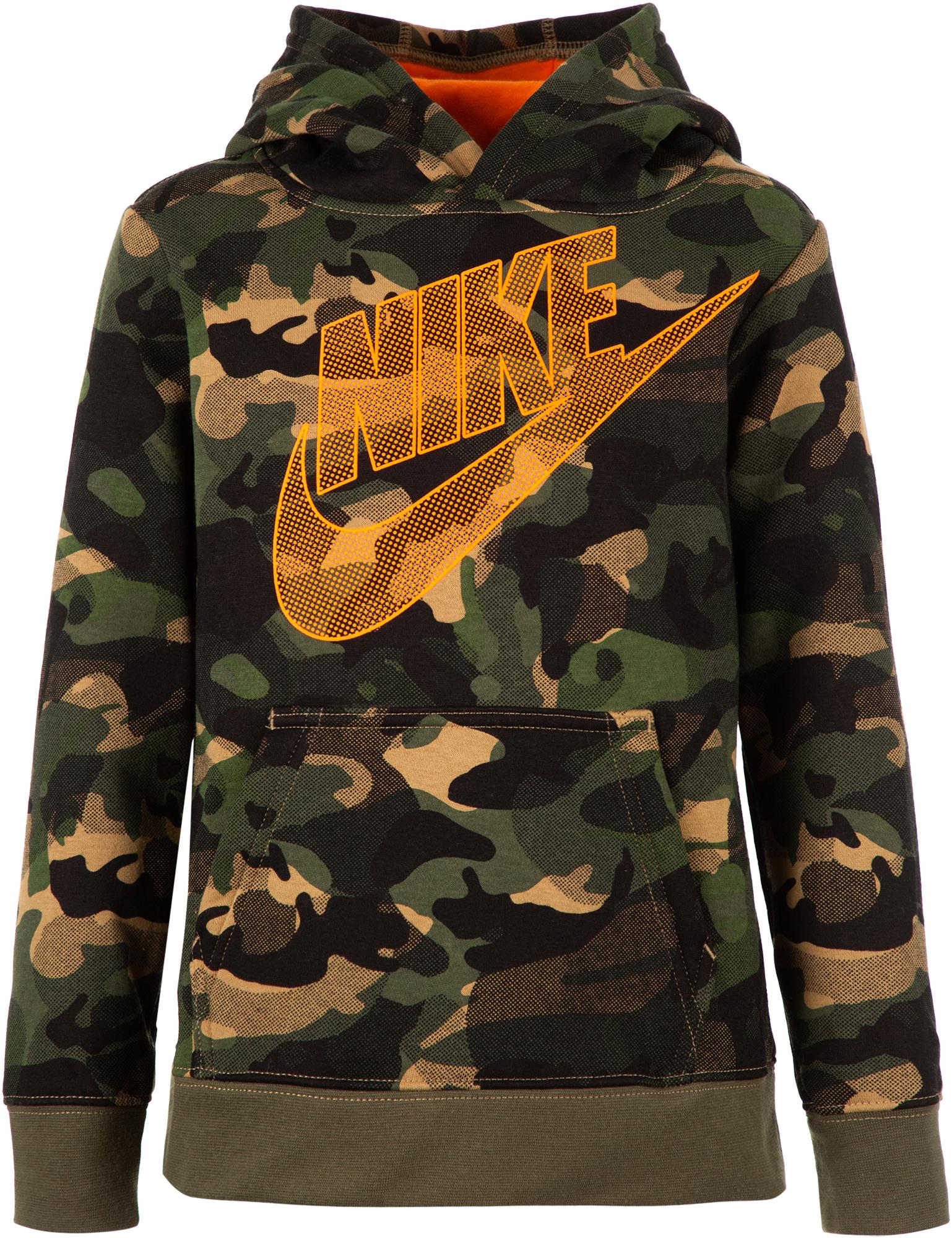 Nike Худи для мальчиков Nike Futura, размер 122 цена 2017