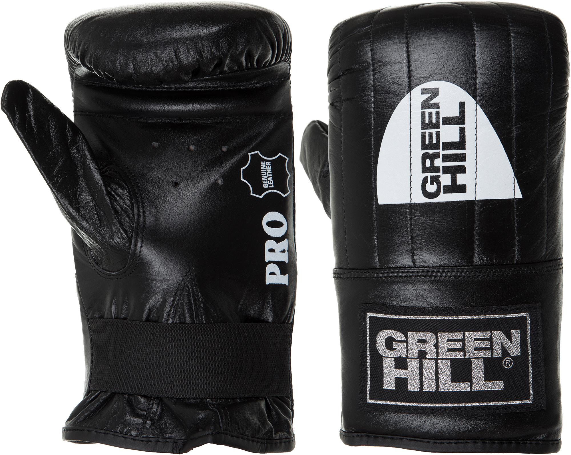 Green Hill Перчатки снарядные Green Hill Pro, размер 12 oz цена