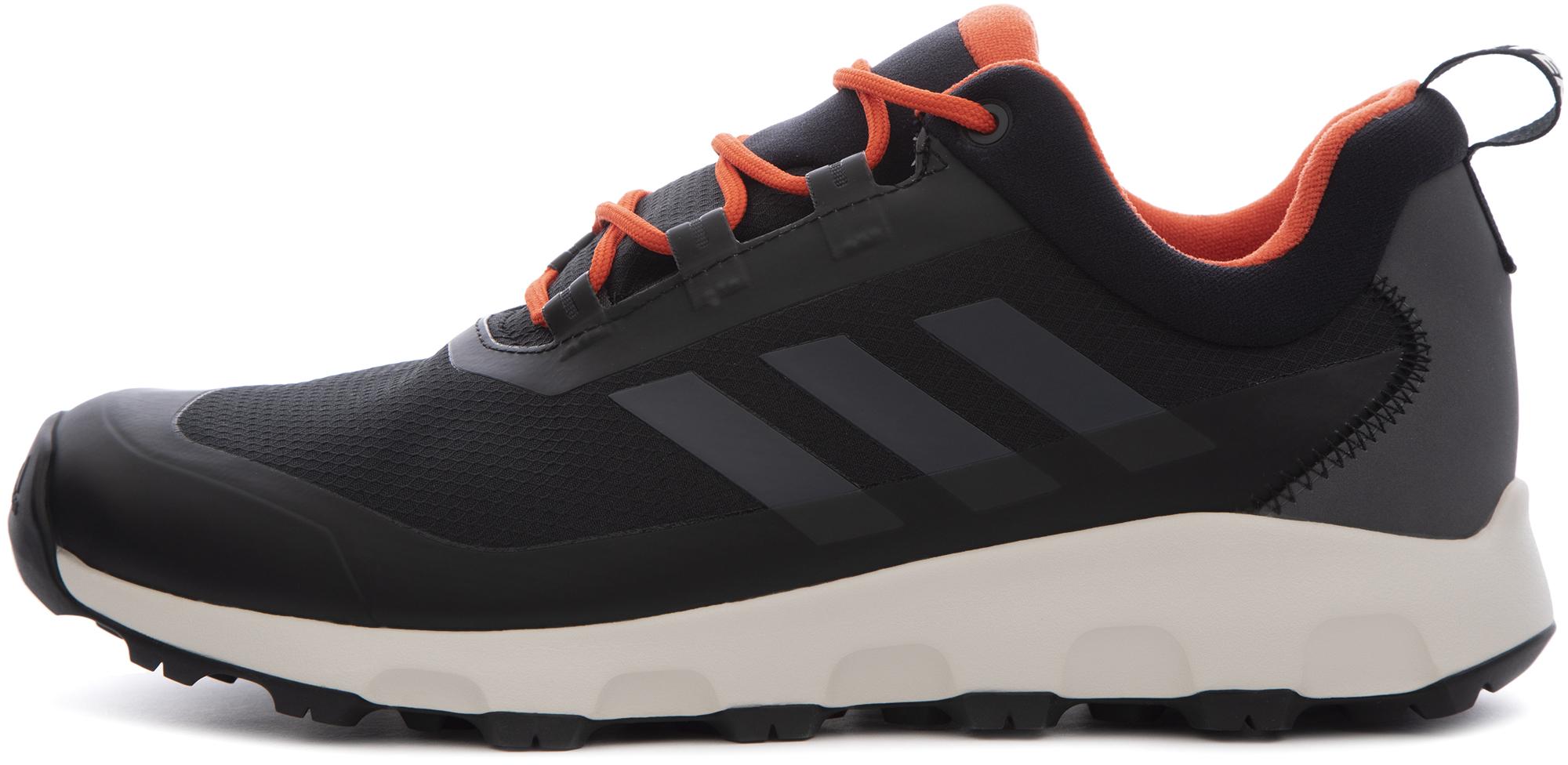 Adidas Полуботинки утепленные мужские Adidas Terrex CP CW Voyager, размер 42 adidas ботинки мужские adidas terrex tivid mid climaproof размер 40