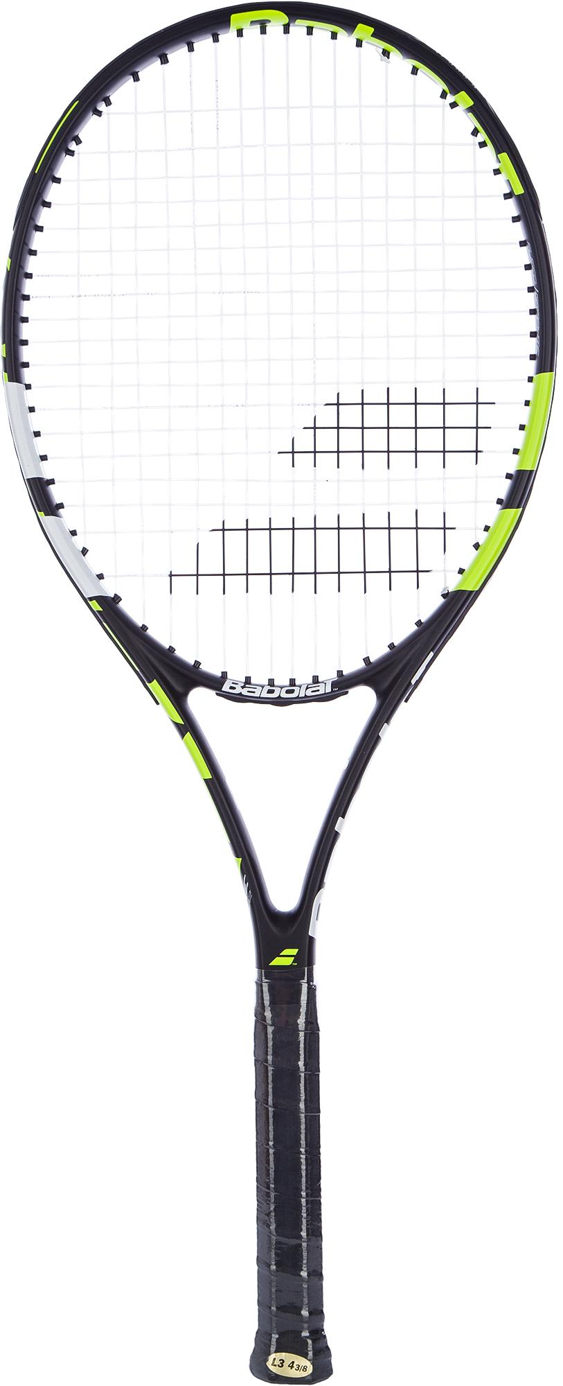 Babolat Ракетка для большого тенниса Babolat EVOKE 102 27 babolat ракетка для большого тенниса детская babolat ballfighter 23