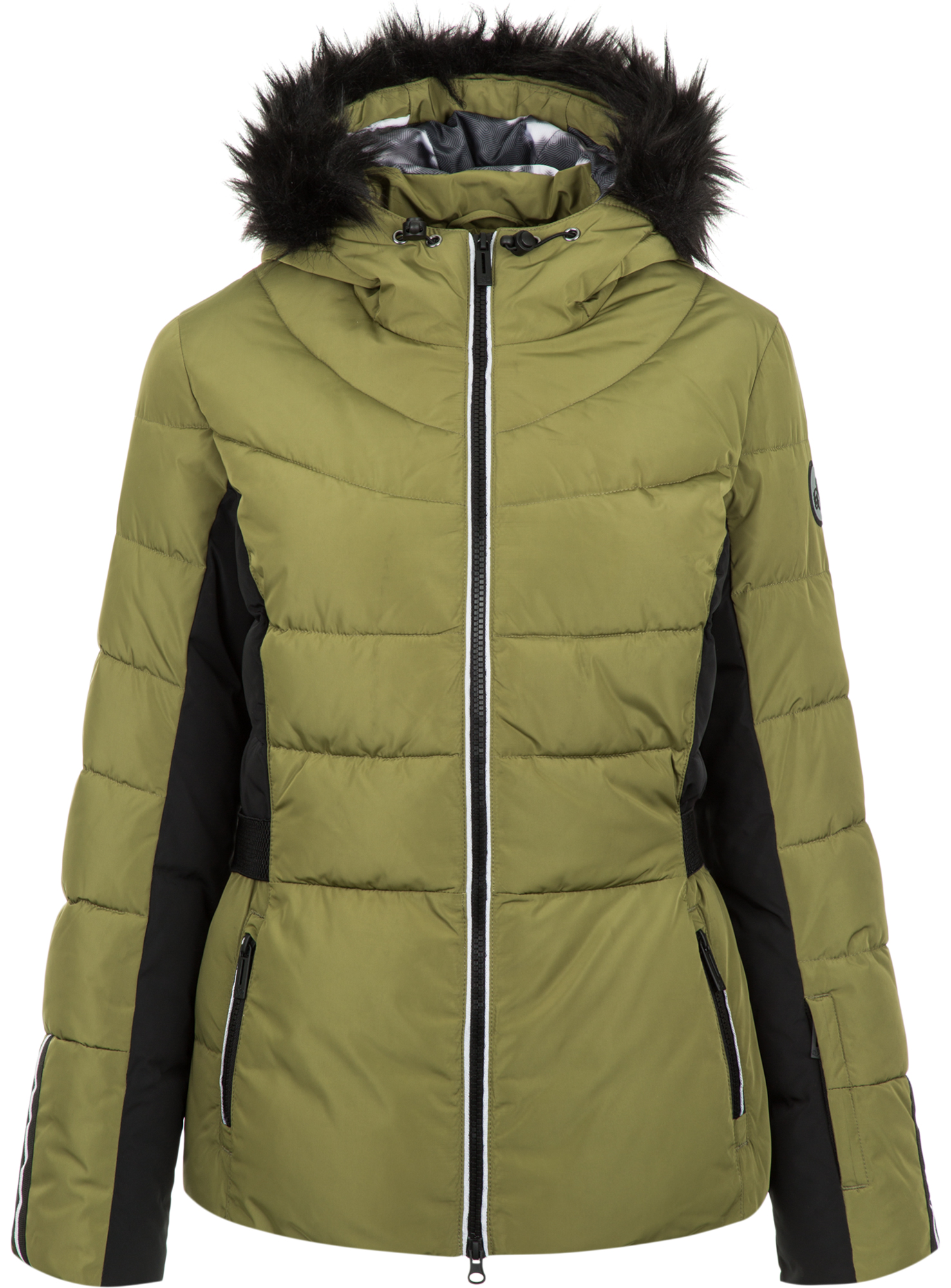 Glissade Куртка утепленная женская Glissade, размер 54 prada утепленная куртка на молнии
