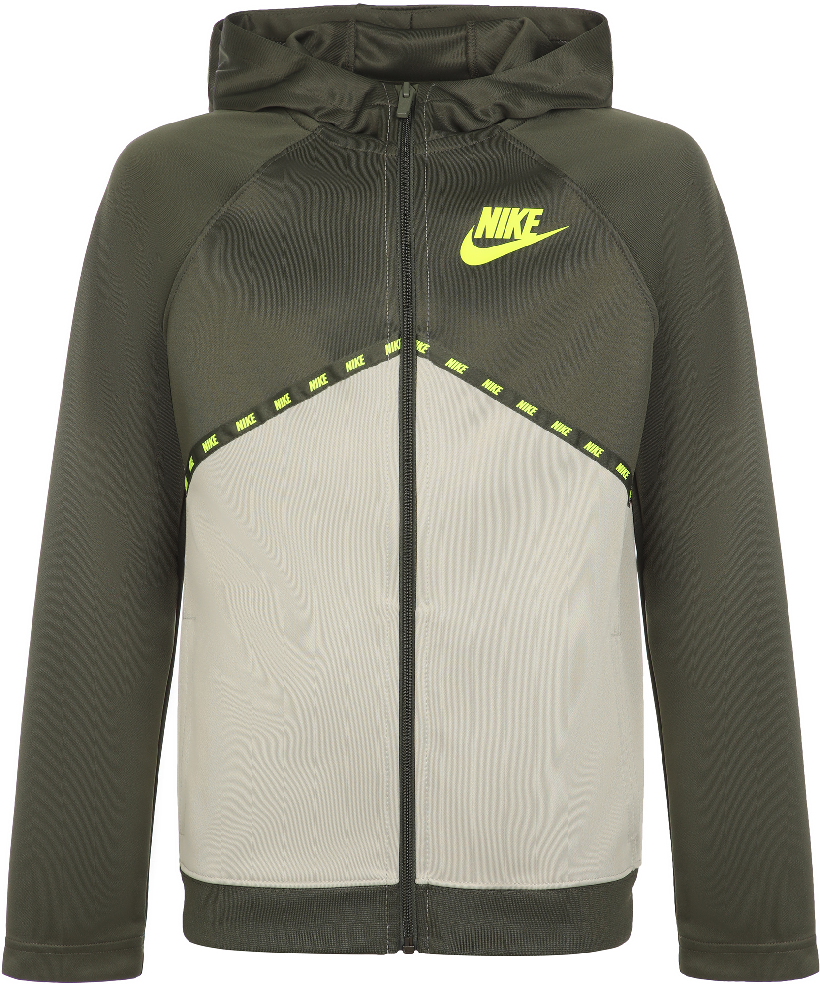 Nike Толстовка для мальчиков Nike Sportswear, размер 137-147