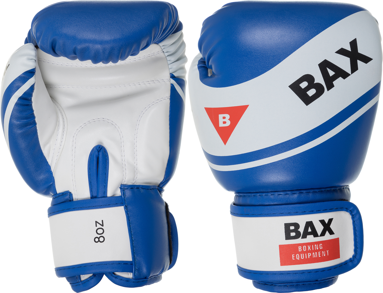 Bax Перчатки боксеркие Bax, размер 10 oz