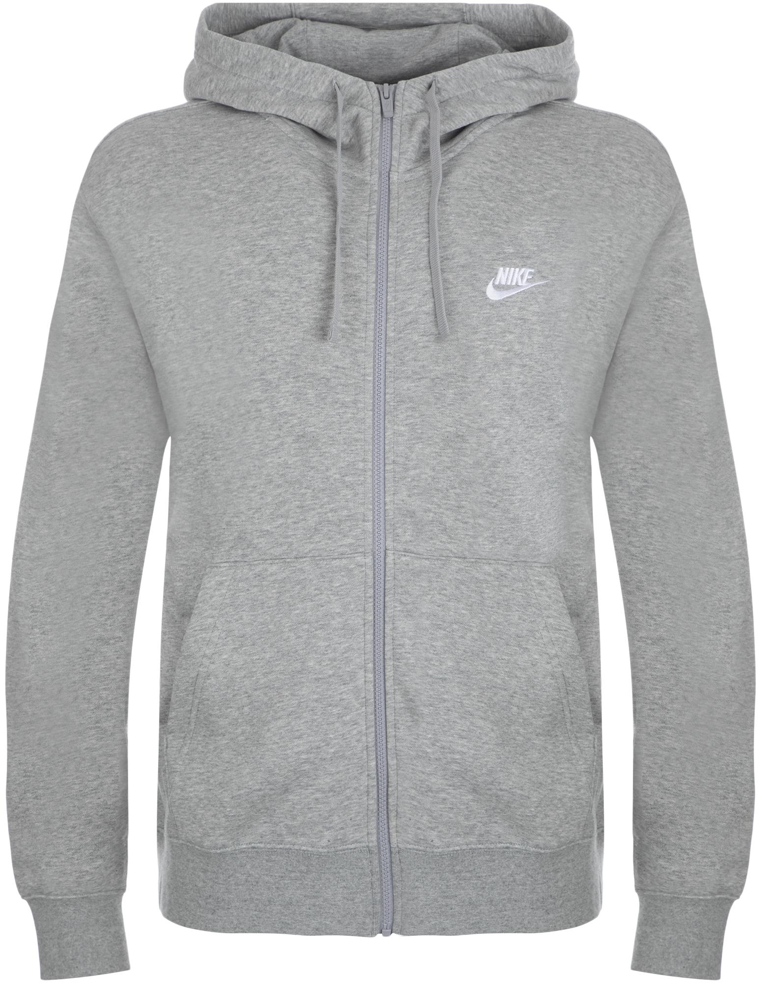 Nike Толстовка мужская Club, размер 54-56