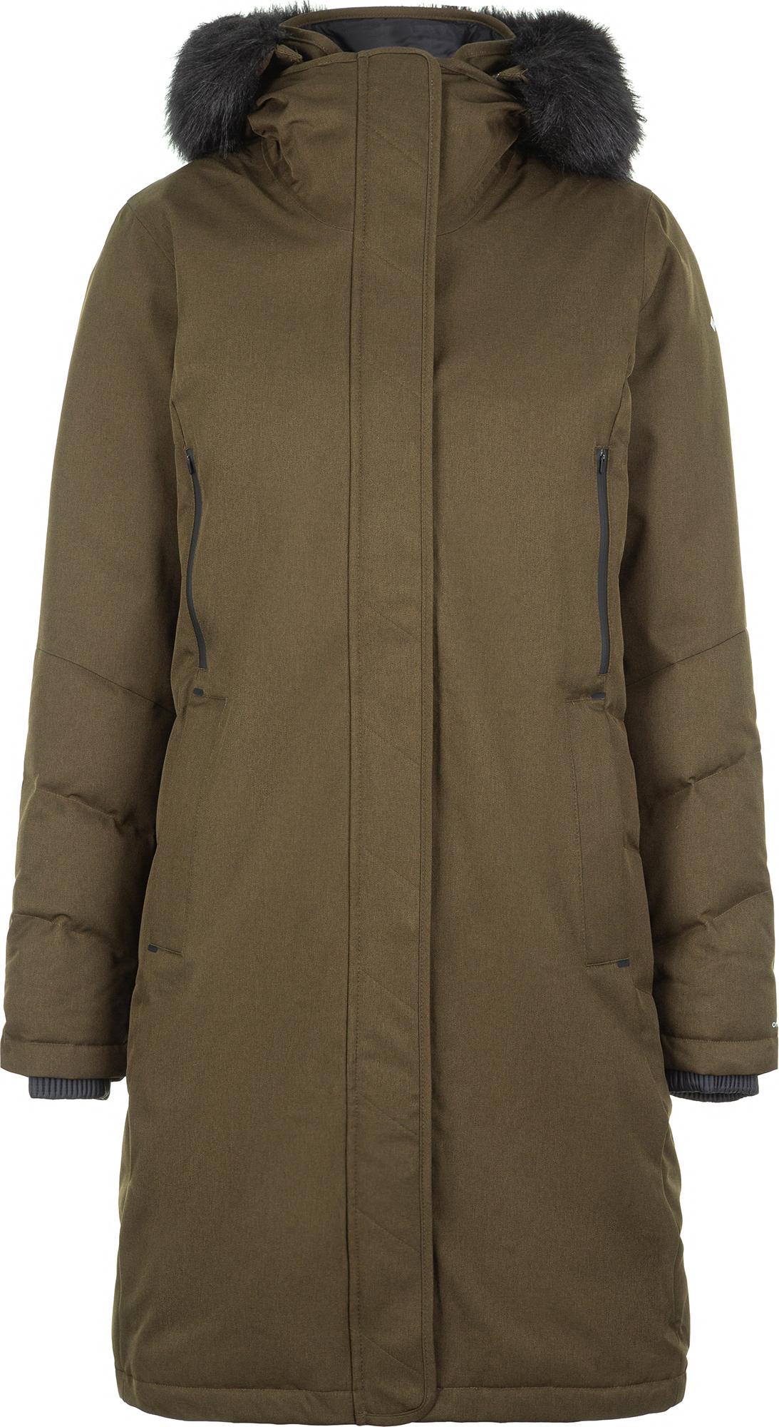 Columbia Куртка пуховая женская Hillsdale, размер 48