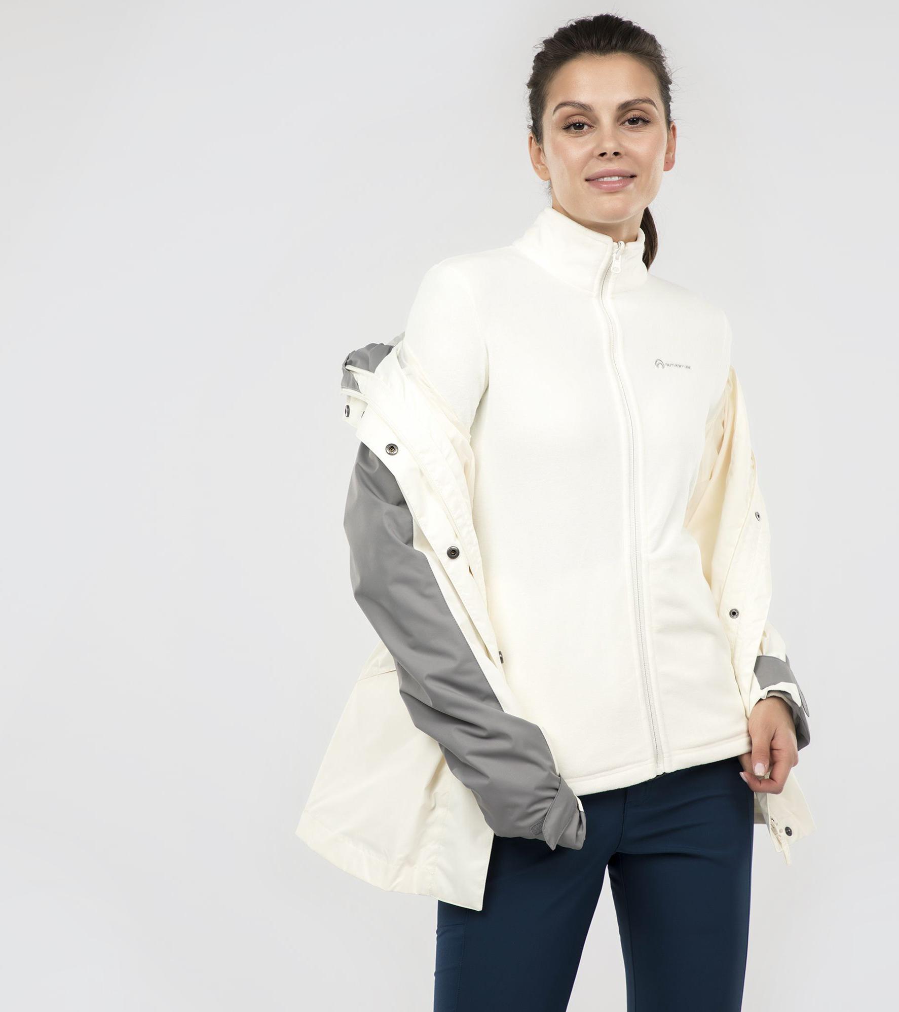 лучшая цена Outventure Куртка 3 в 1 женская Outventure, размер 54