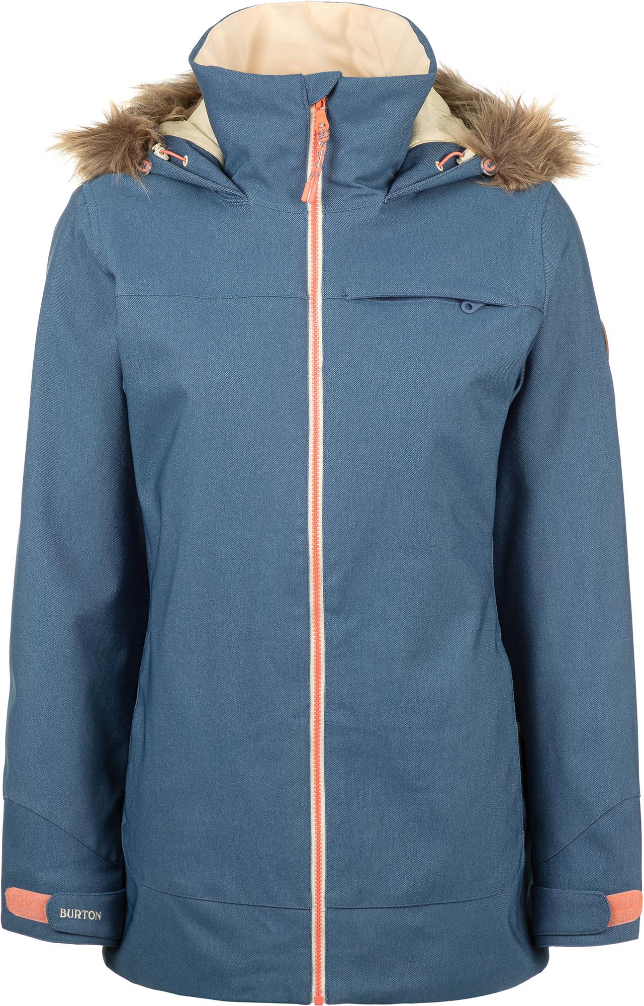 Burton Куртка утепленная женская Burton Lelah, размер 50-52 цена