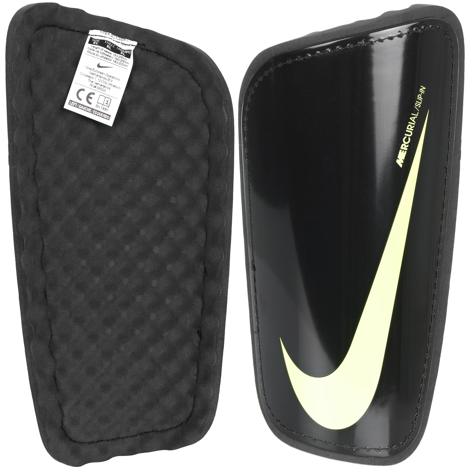 Nike Щитки футбольные Mercurial Hardshell