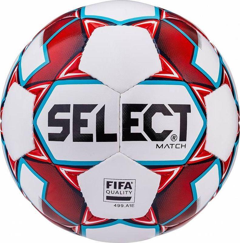 Select Мяч футбольный Select Match цена