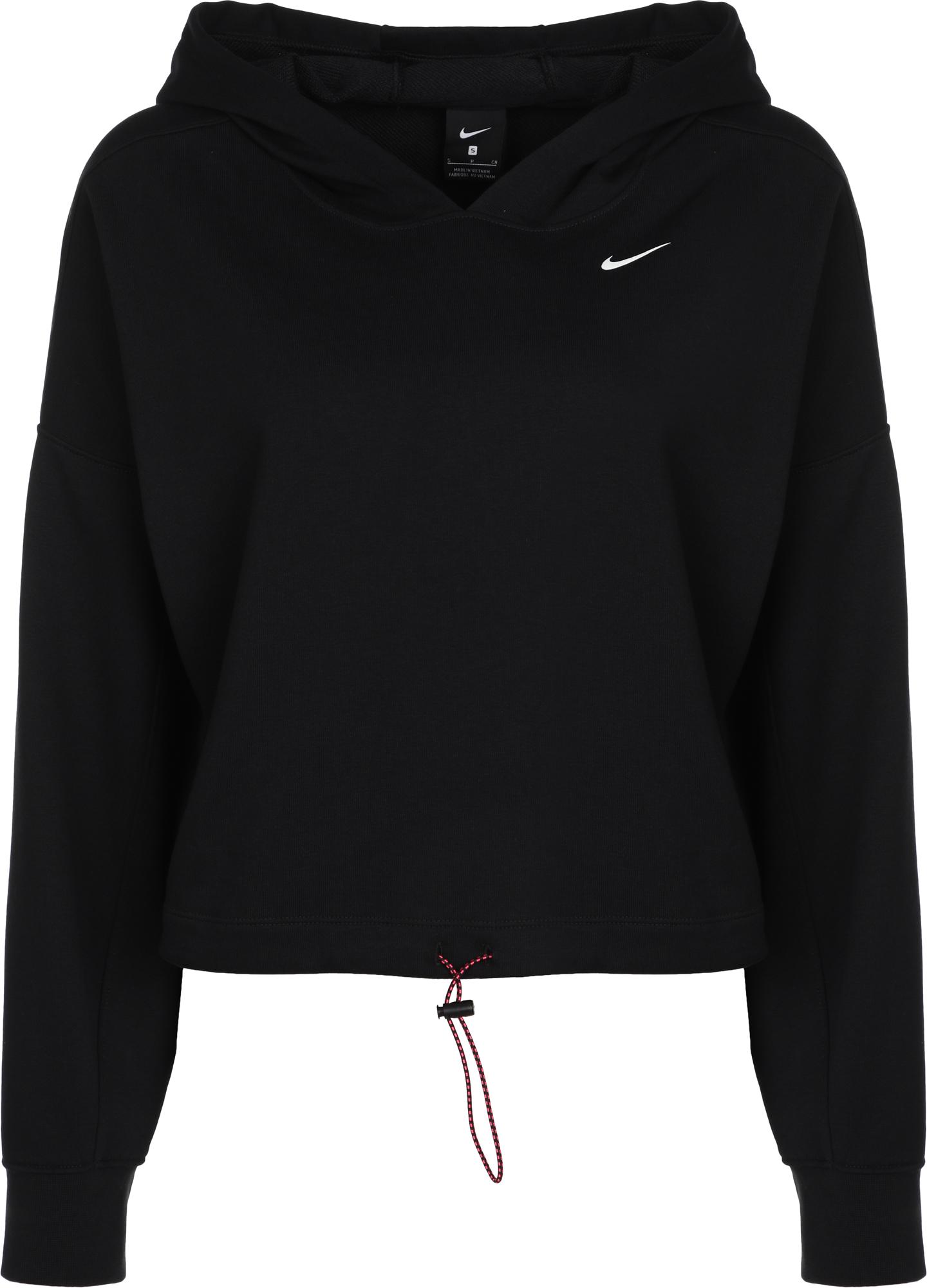 Nike Худи женская Nike Dri-FIT Icon Clash, размер 42-44 худи nike nike ni464ewdxsq6