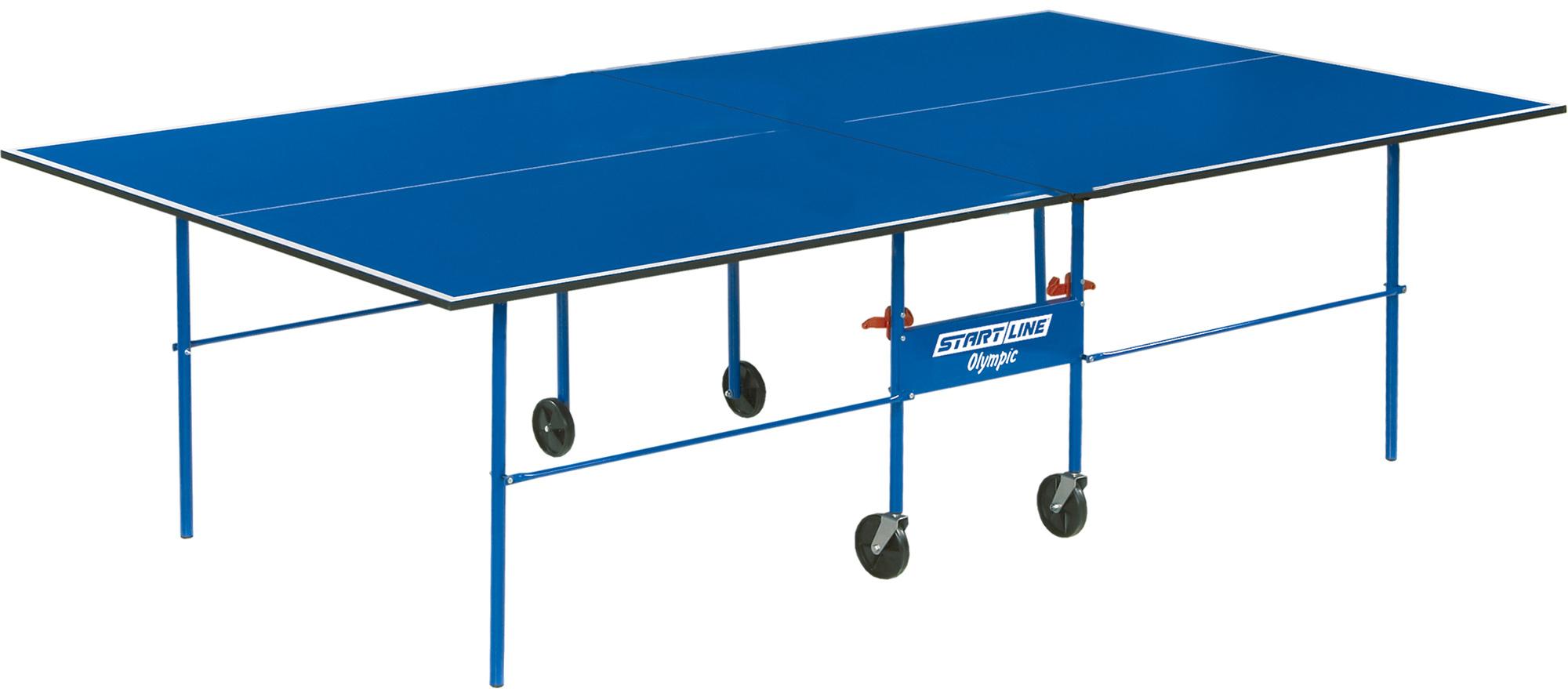 Start line Теннисный стол для помещений START LINE Olympic start line стол н т start line compact lx с сеткой