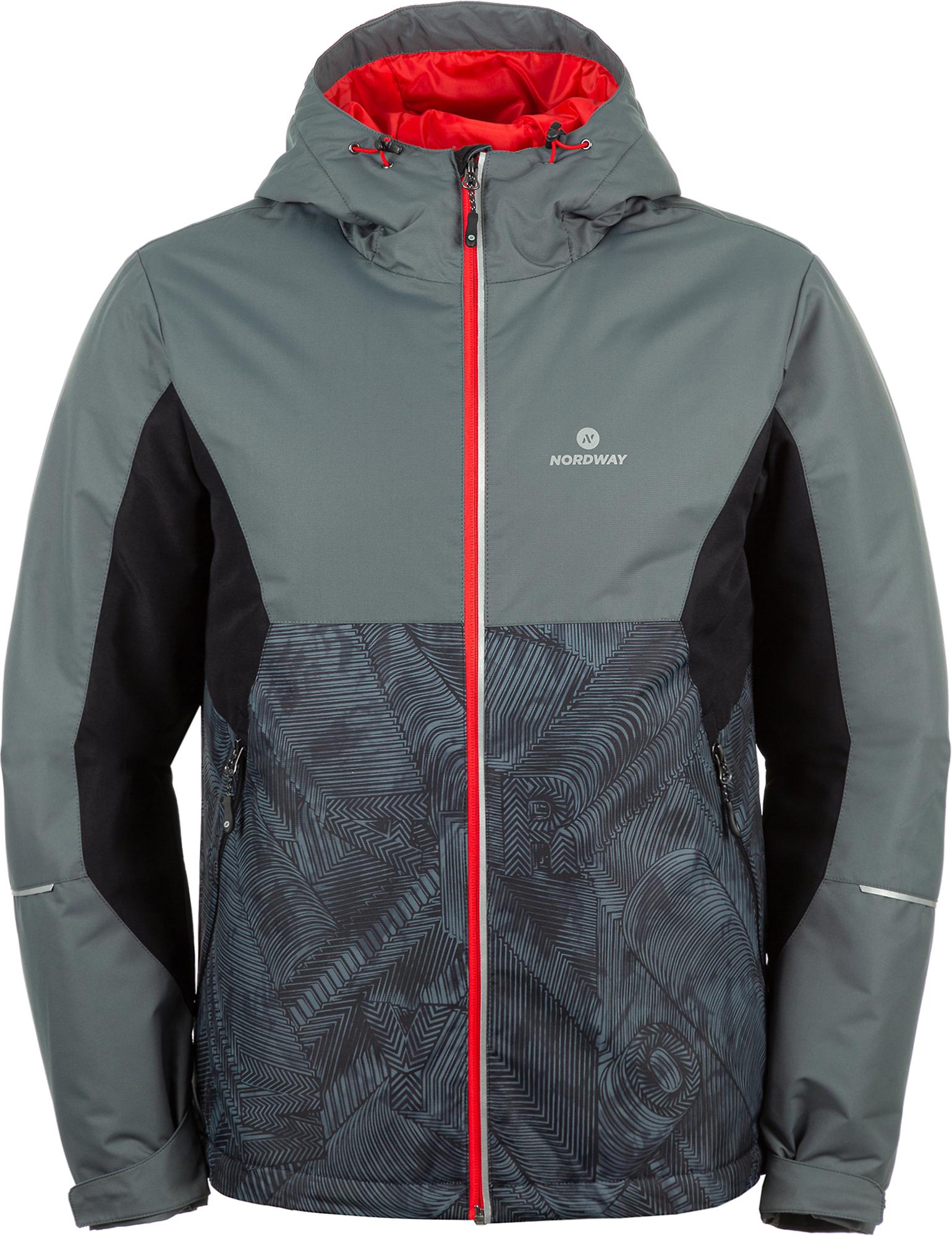 Nordway Куртка утепленная мужская Nordway, размер 50