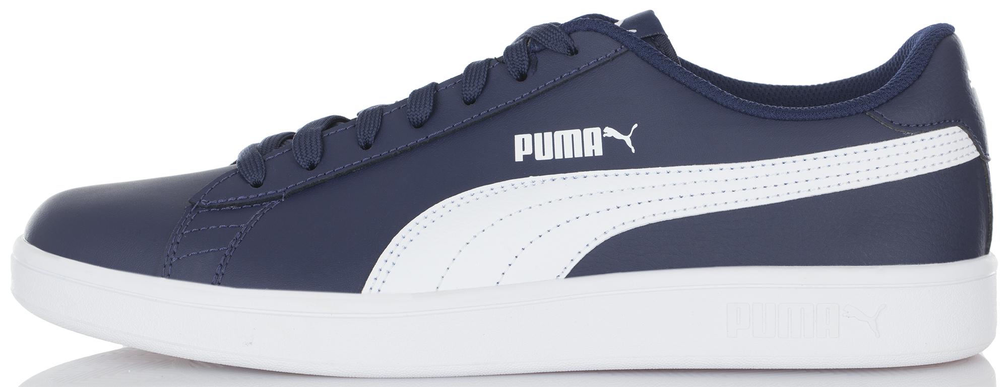 Puma Кеды мужские Puma Smash V2 puma кеды мужские puma suede wrap