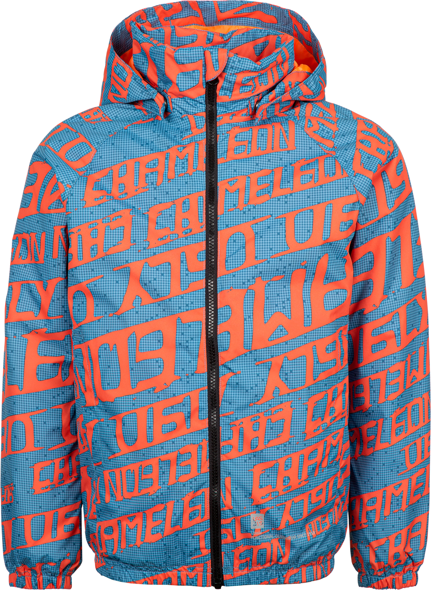 LASSIE Куртка утепленная для мальчиков LASSIE Valton, размер 122