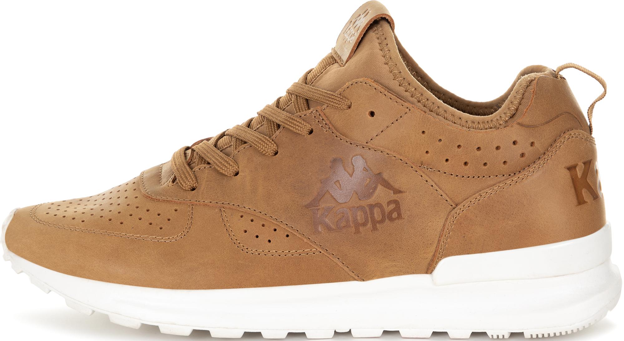 кроссовки мужские kappa alfa m цвет бордовый 304q5y0 906 размер 44 43 Kappa Кроссовки мужские Kappa Neoclassic 2.0, размер 41