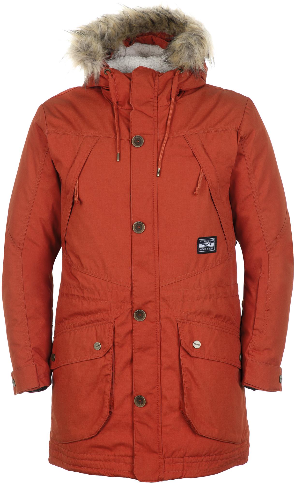цены Termit Куртка пуховая мужская Termit, размер 44