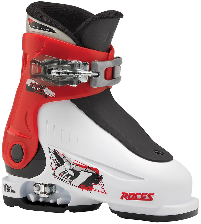 Roces Ботинки горнолыжные для мальчиков Roces Idea, размер 25,5-29 цена 2017
