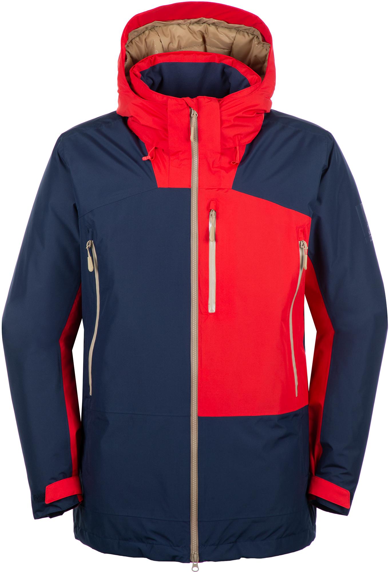 лучшая цена Jack Wolfskin Куртка утепленная мужская JACK WOLFSKIN 365 OnTheMove, размер 54-56