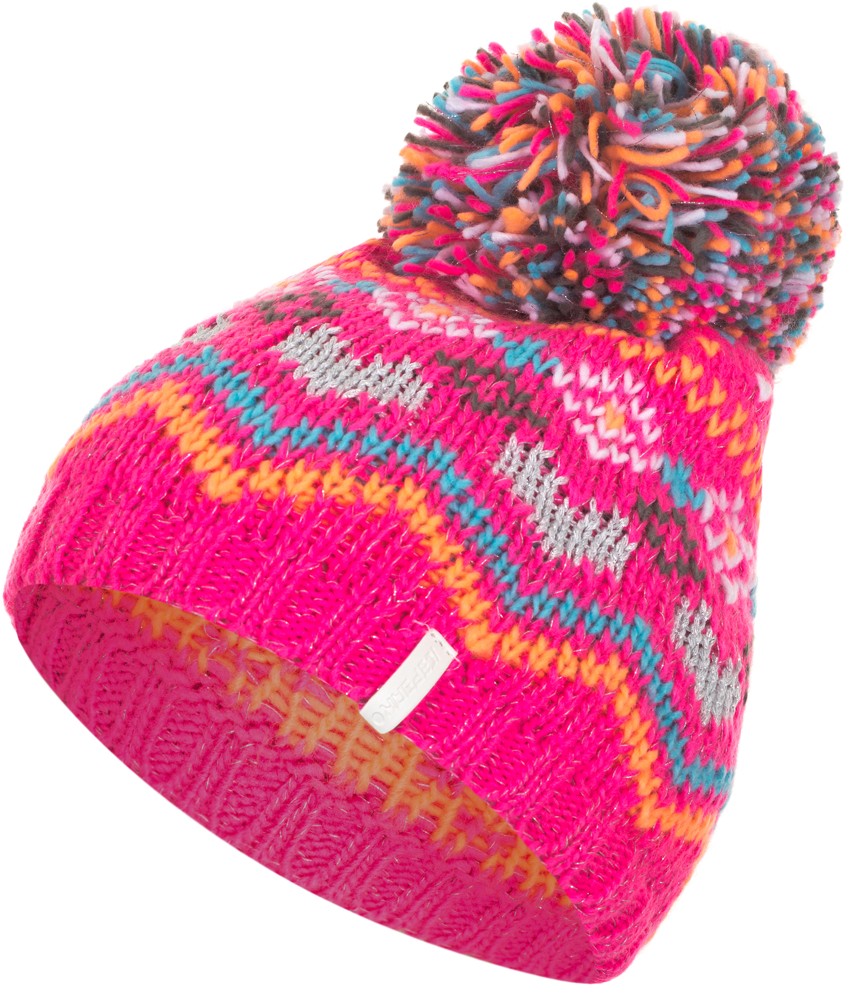 IcePeak Шапка для девочек IcePeak Ilsa, размер Без размера icepeak шапка мужская icepeak iolo размер без размера