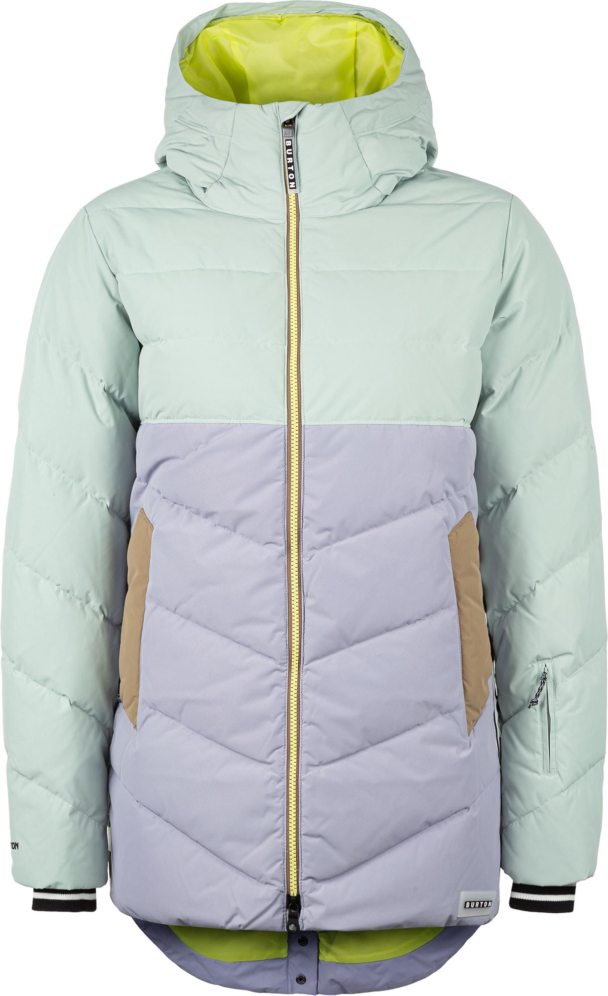 Burton Куртка пуховая женская Burton Loyle Down, размер 42-44 цена 2017