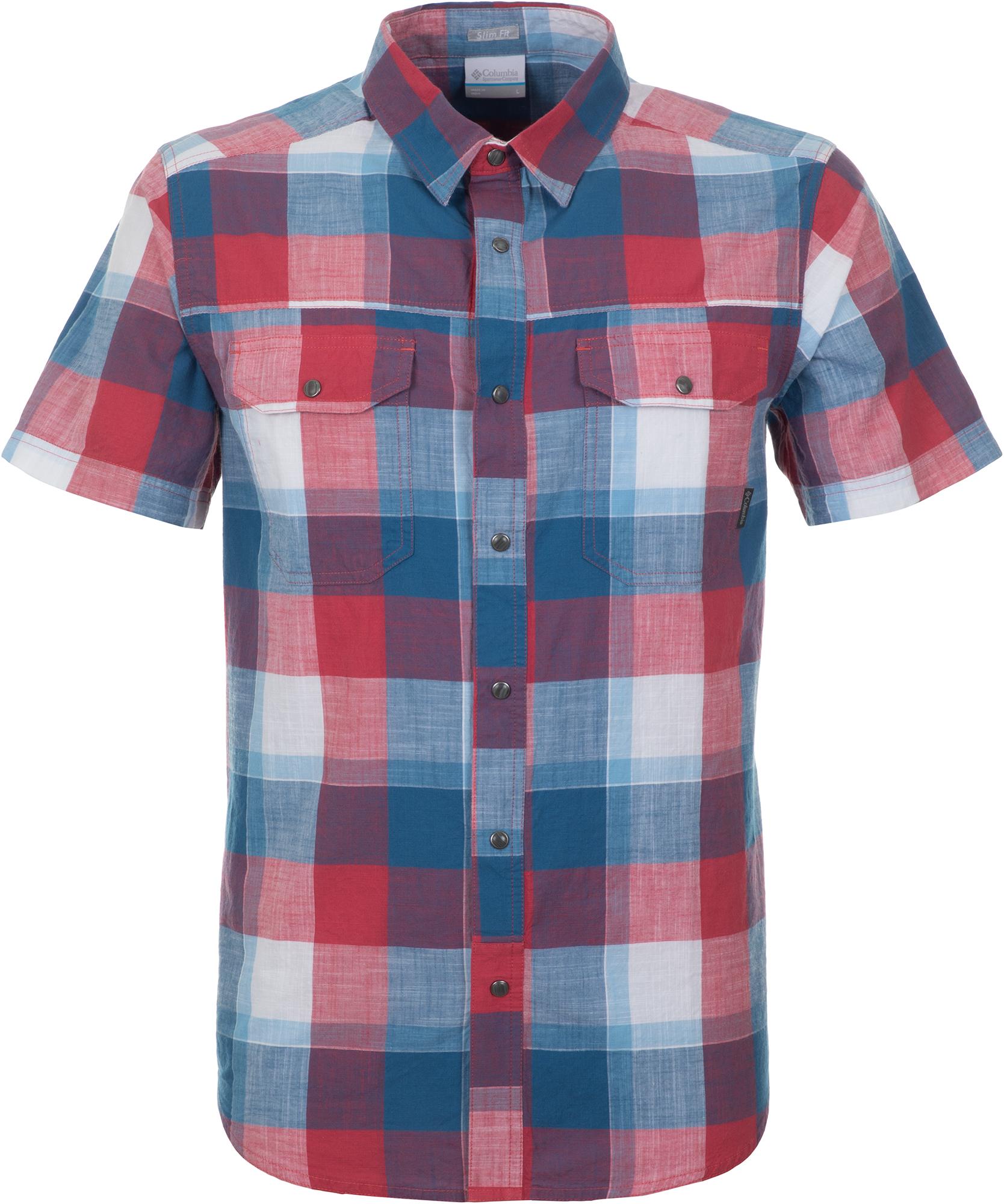 Columbia Рубашка мужская Columbia Leadville Ridge YD, размер 56-58 цена