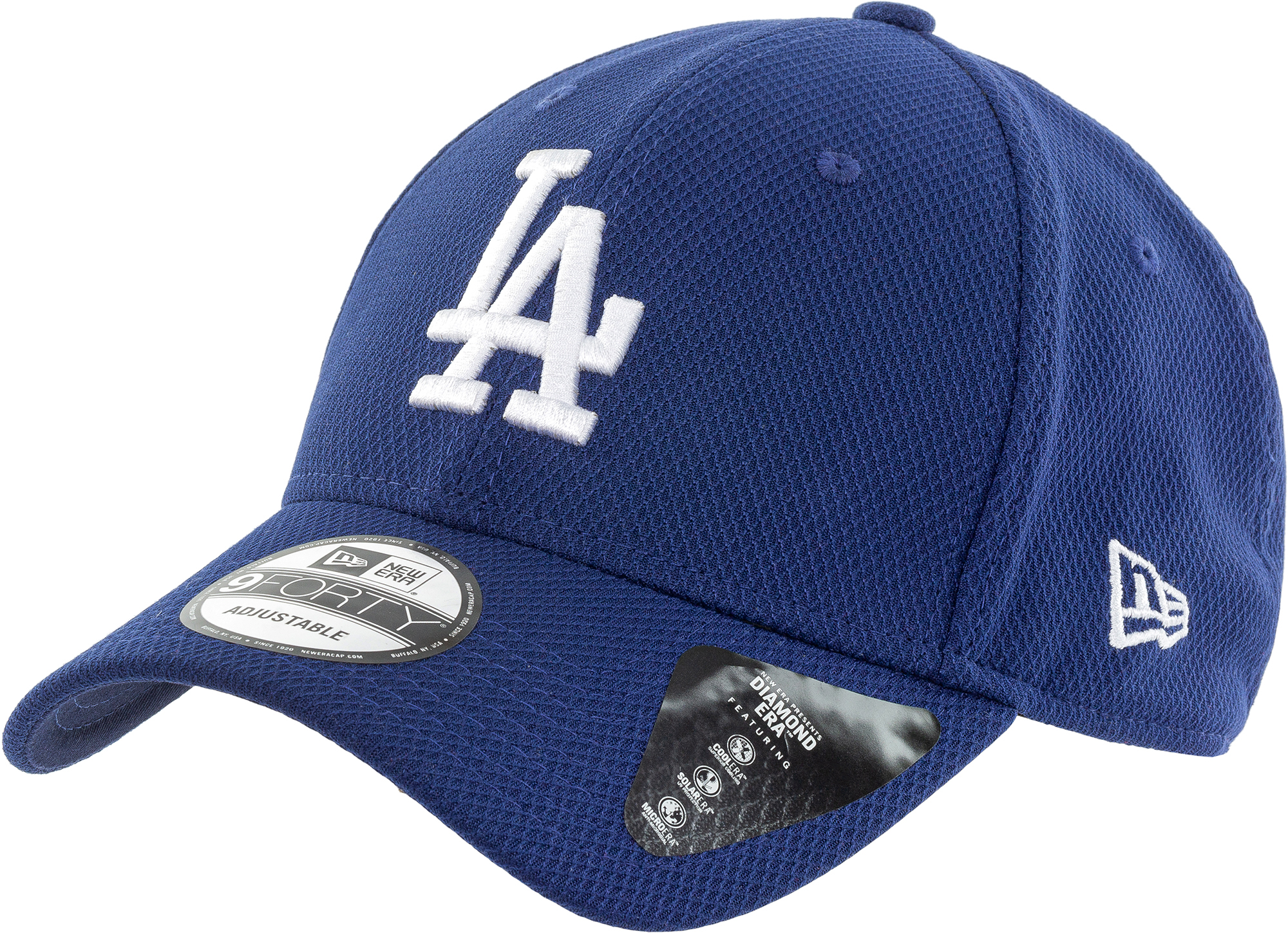 New Era Бейсболка New Era 9Forty MLB Los Angeles Dodgers цена 2017