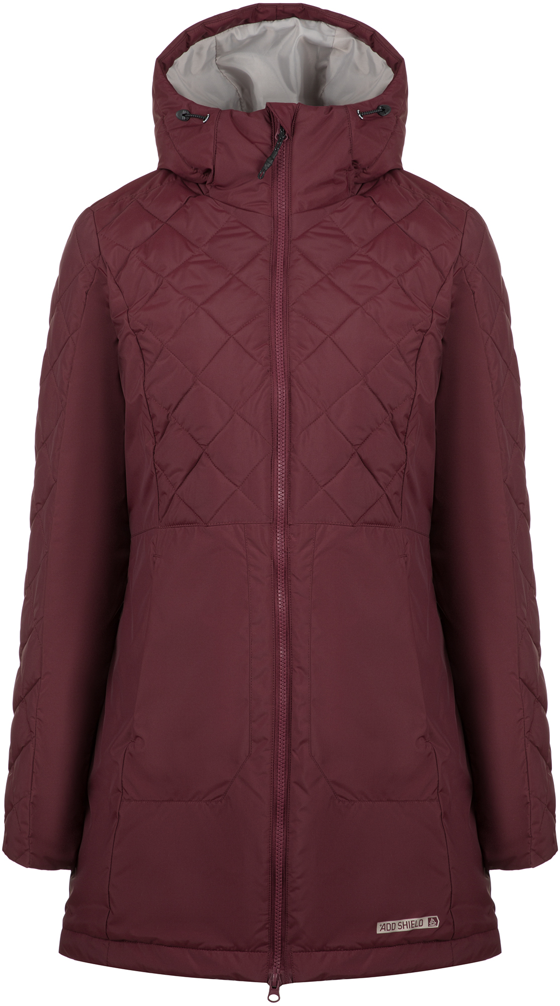 Outventure Куртка утепленная женская Outventure, размер 44 куртка утепленная conso wear conso wear mp002xw0tupn