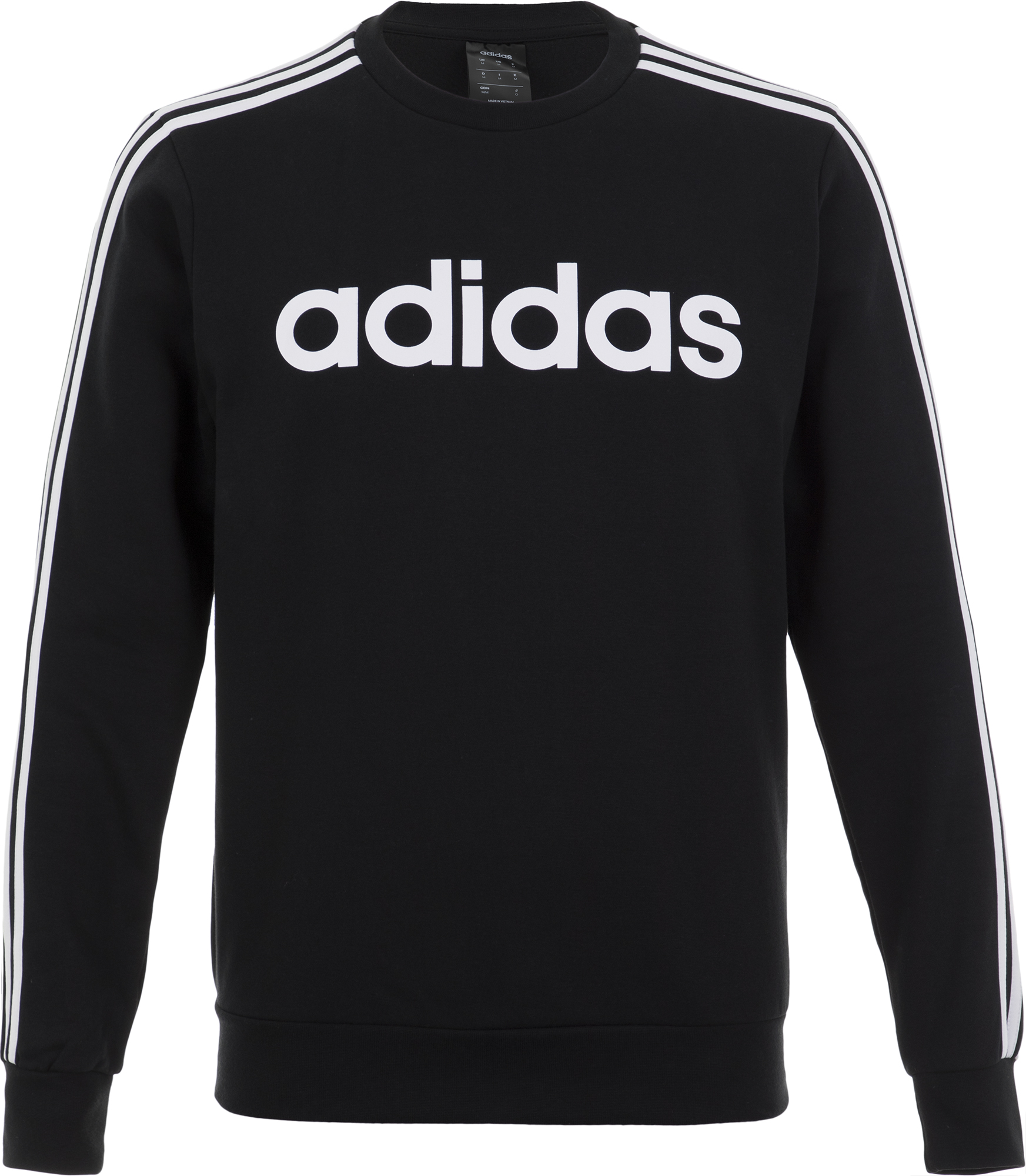 Adidas Свитшот мужской Adidas Essential 3-Stripes Crew, размер 56 все цены