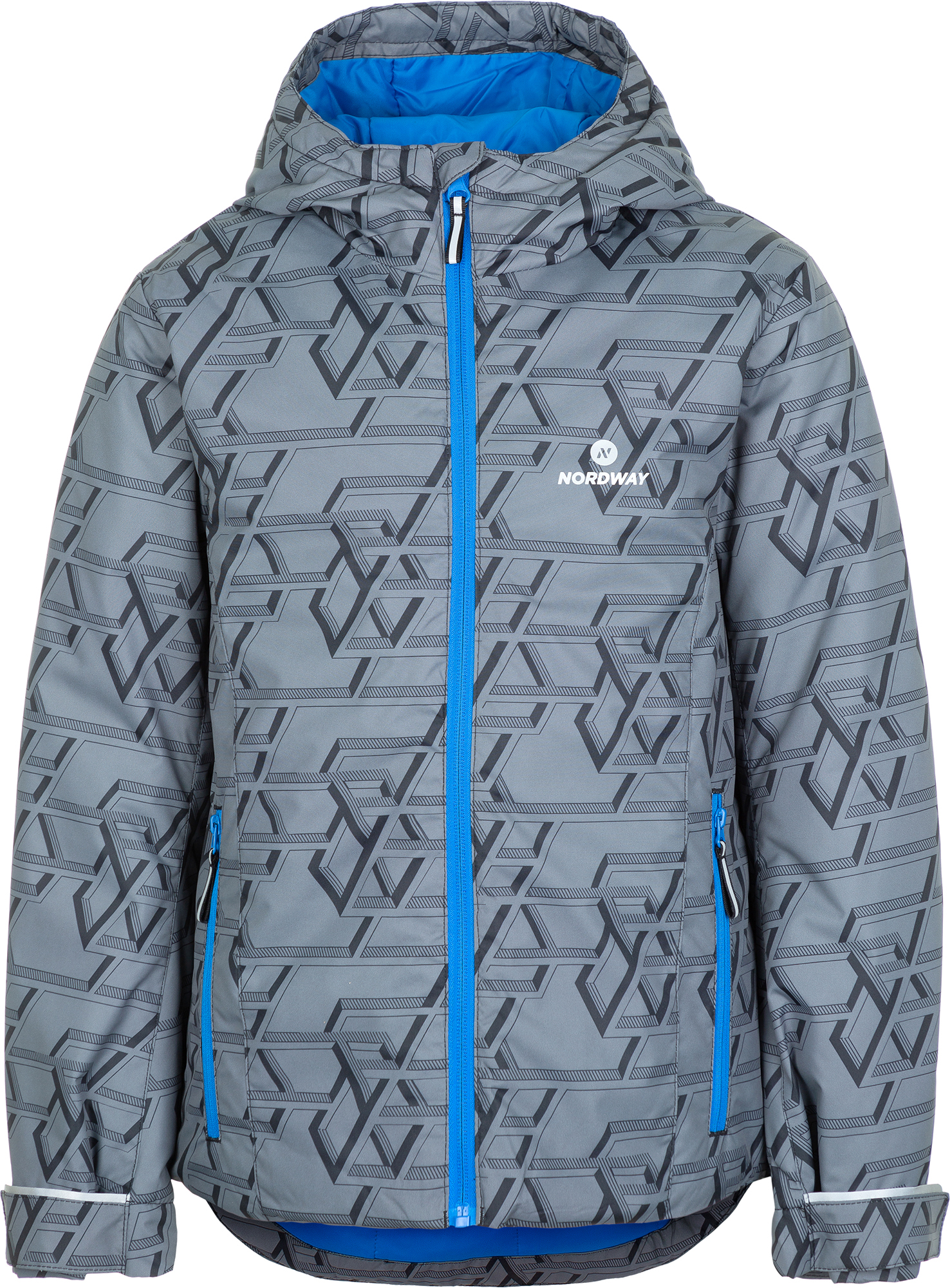 Nordway Куртка для мальчиков Nordway, размер 128