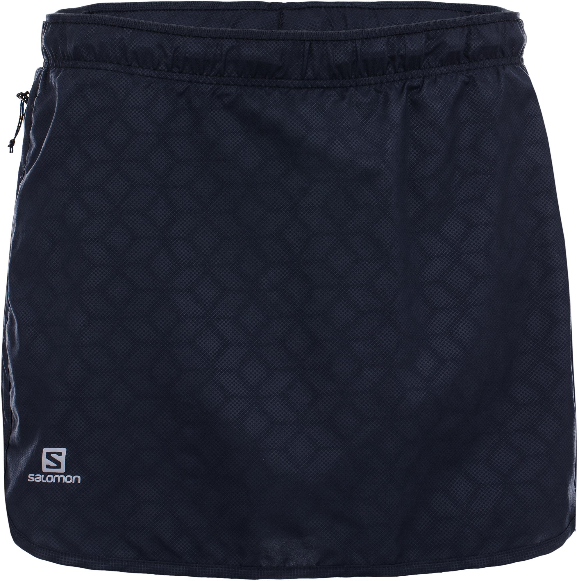 Salomon Юбка-шорты женская Agile, размер 48-50