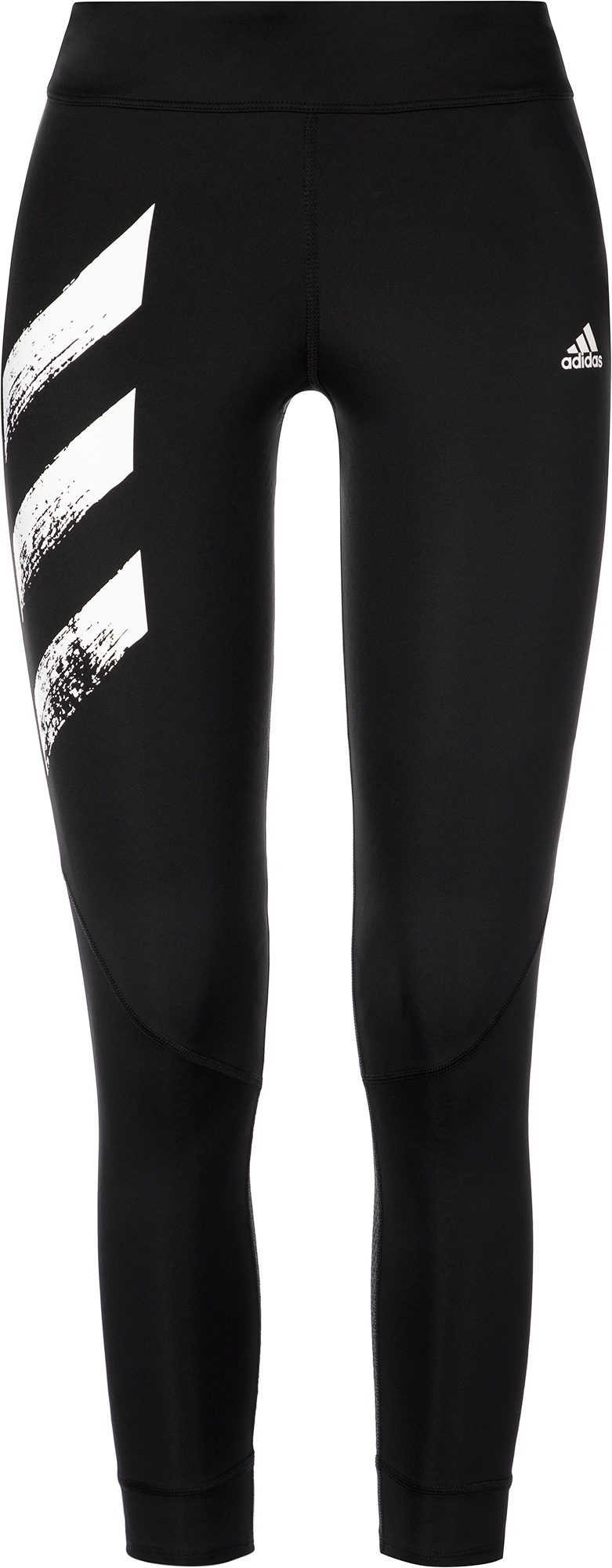 Adidas Легинсы женские adidas Own The Run 3-Stripes Fast, размер 46-48 adidas легинсы для девочек adidas essentials 3 stripes размер 128